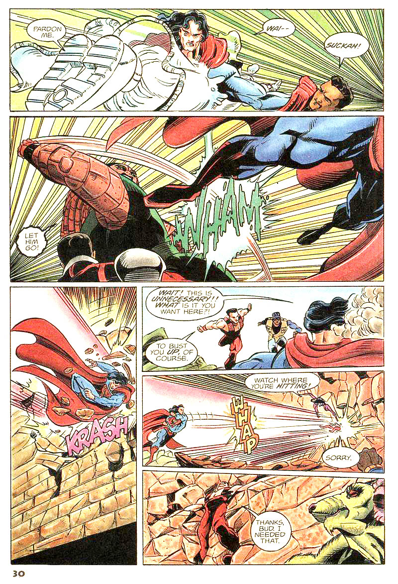 Read online Worlds Collide comic -  Issue # Full - 28