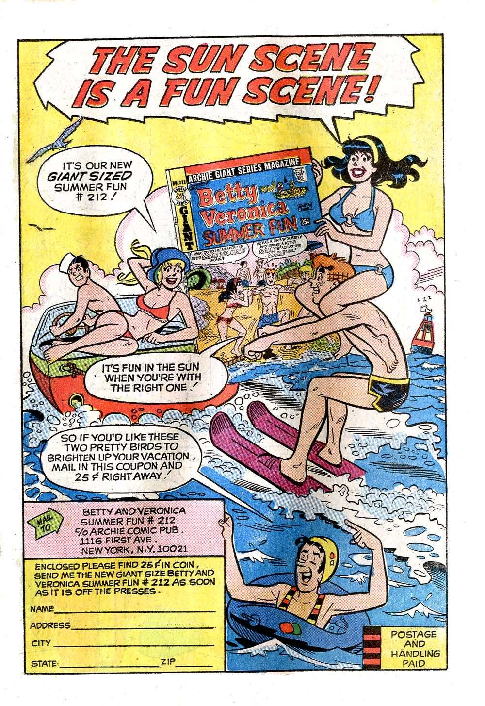 Read online Archie (1960) comic -  Issue #228 - 19
