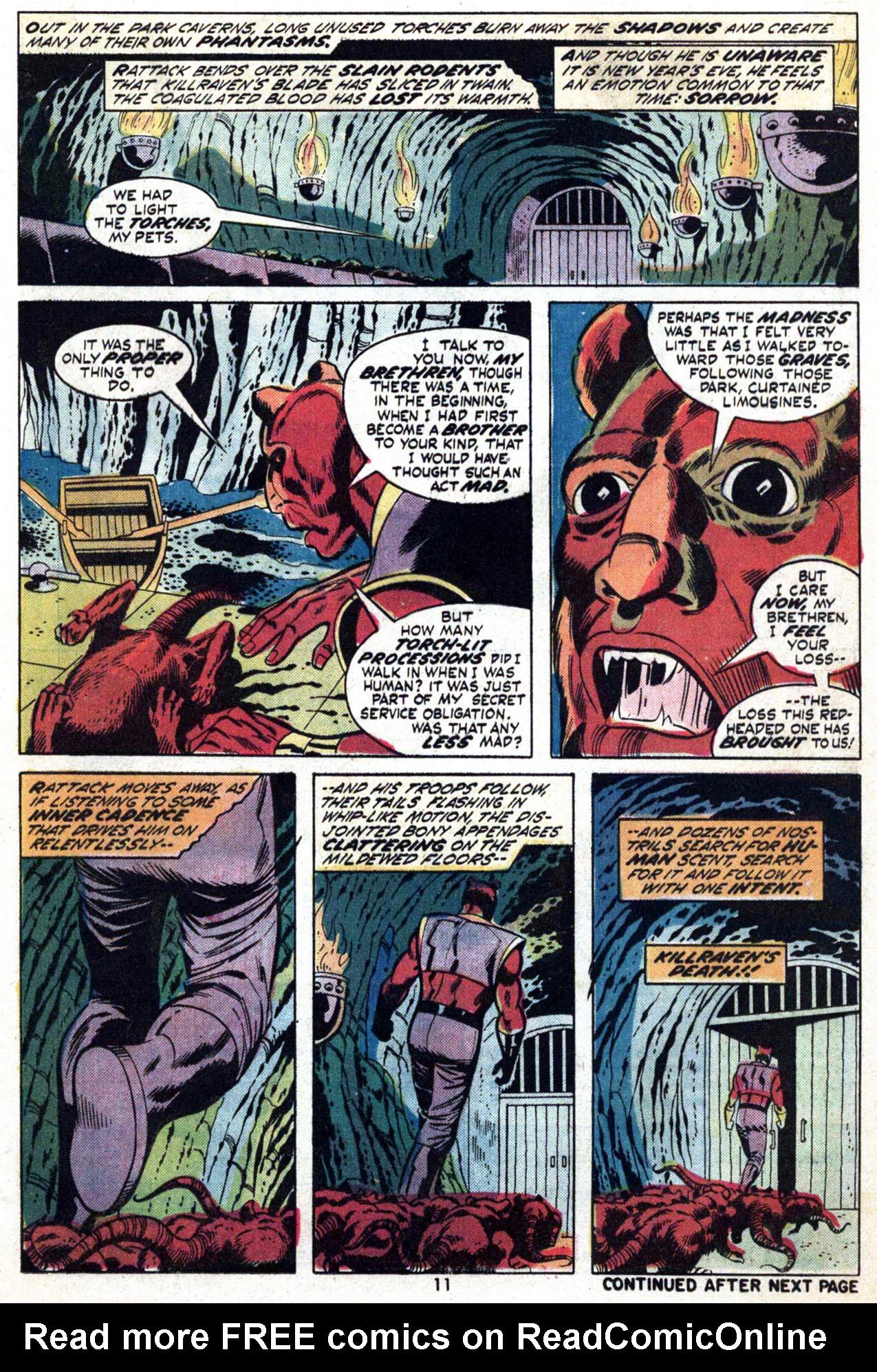 Read online Amazing Adventures (1970) comic -  Issue #24 - 12