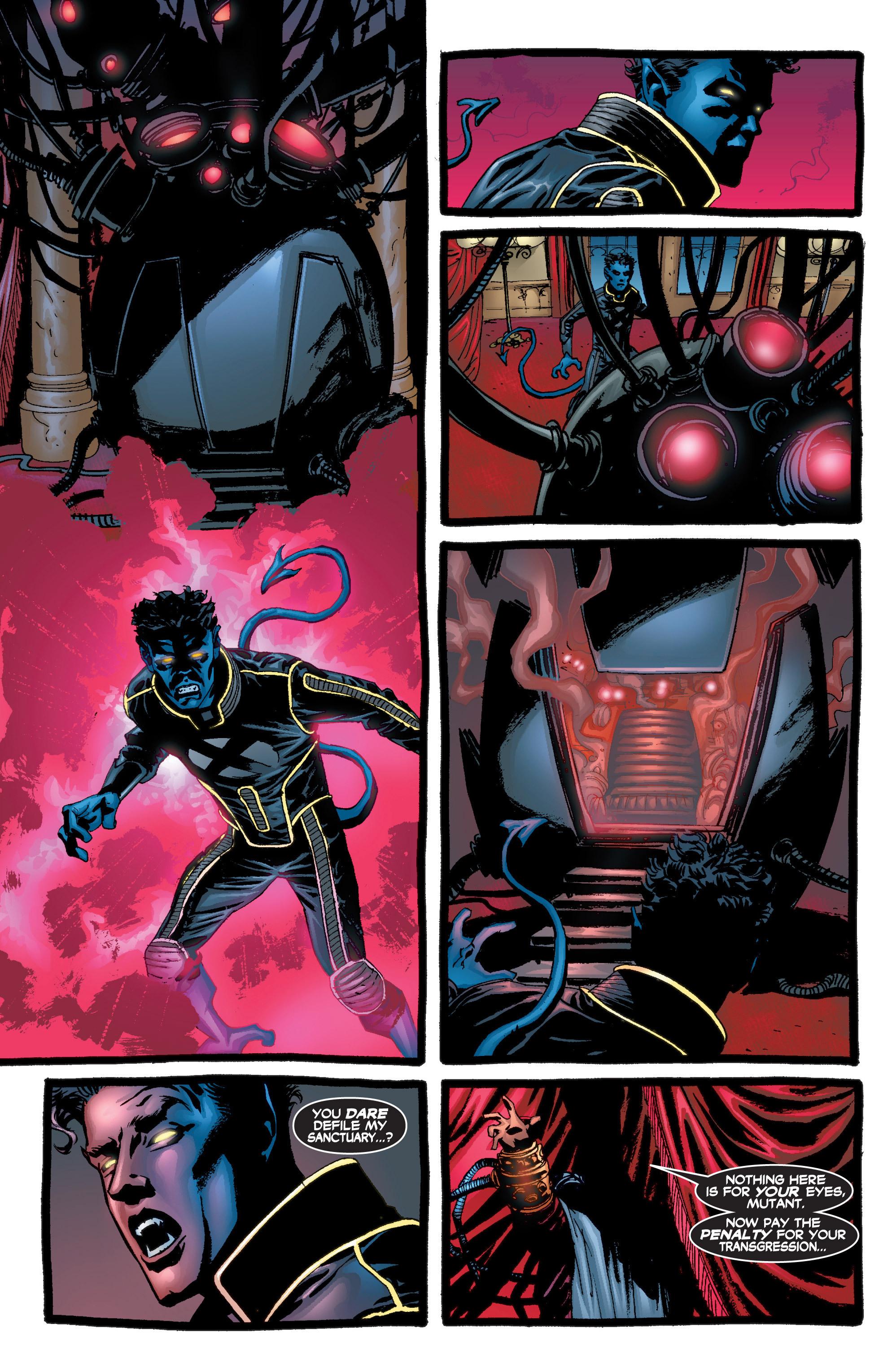 Read online Uncanny X-Men (1963) comic -  Issue #400 - 35