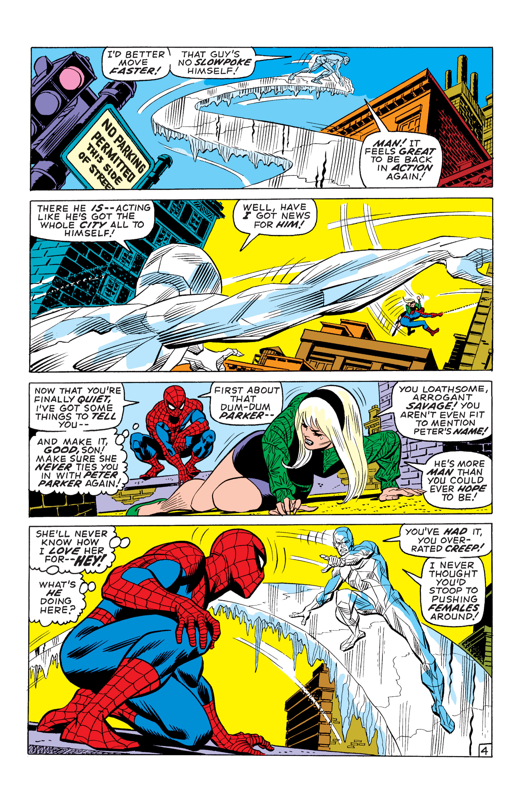 The Amazing Spider-Man (1963) 92 Page 4