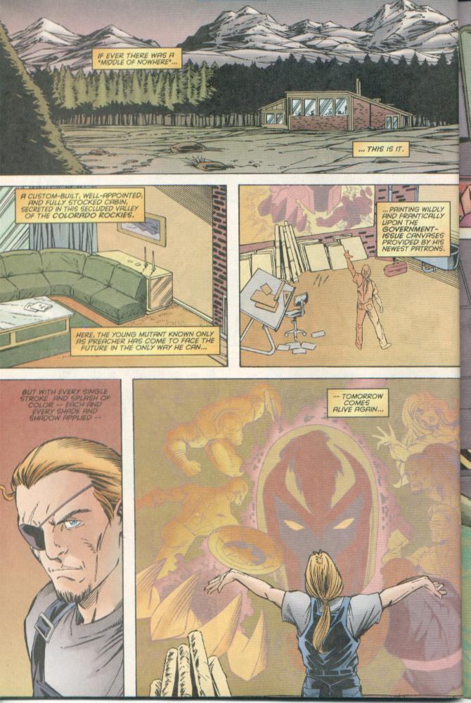 Read online Uncanny X-Men (1963) comic -  Issue # _Annual 1996 - 45