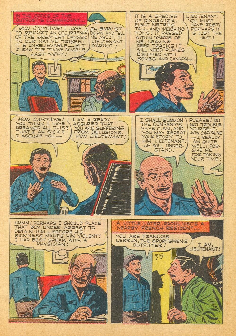 Tarzan (1948) issue 121 - Page 9