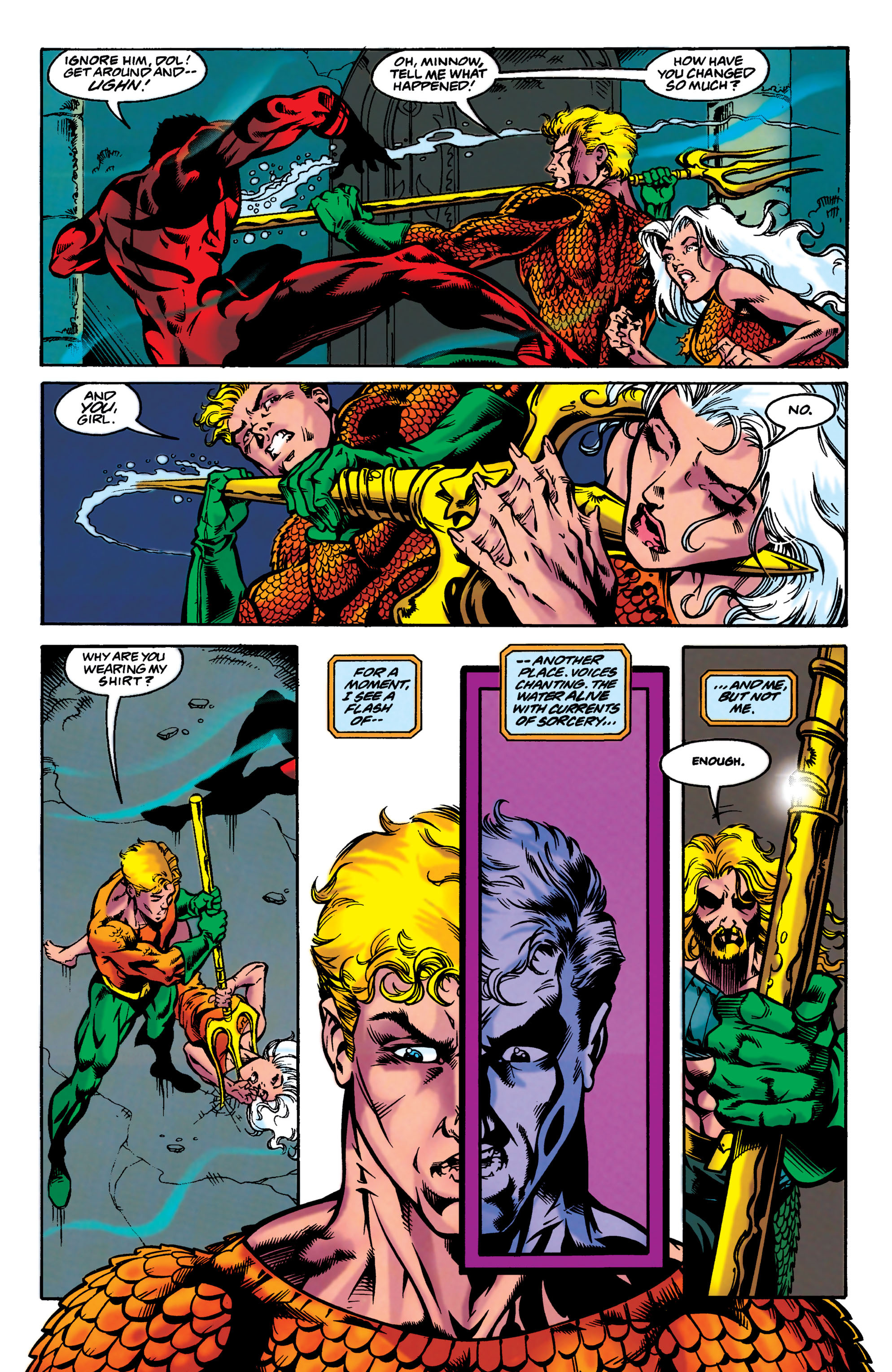 Read online Aquaman (1994) comic -  Issue #47 - 5