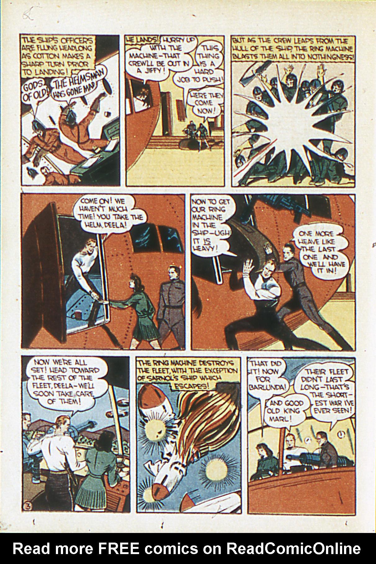 Read online Adventure Comics (1938) comic -  Issue #62 - 51