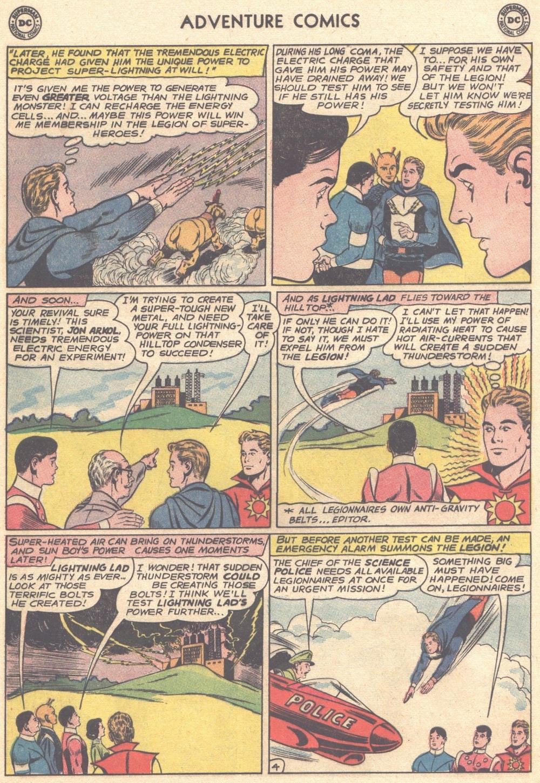 Read online Adventure Comics (1938) comic -  Issue #308 - 21