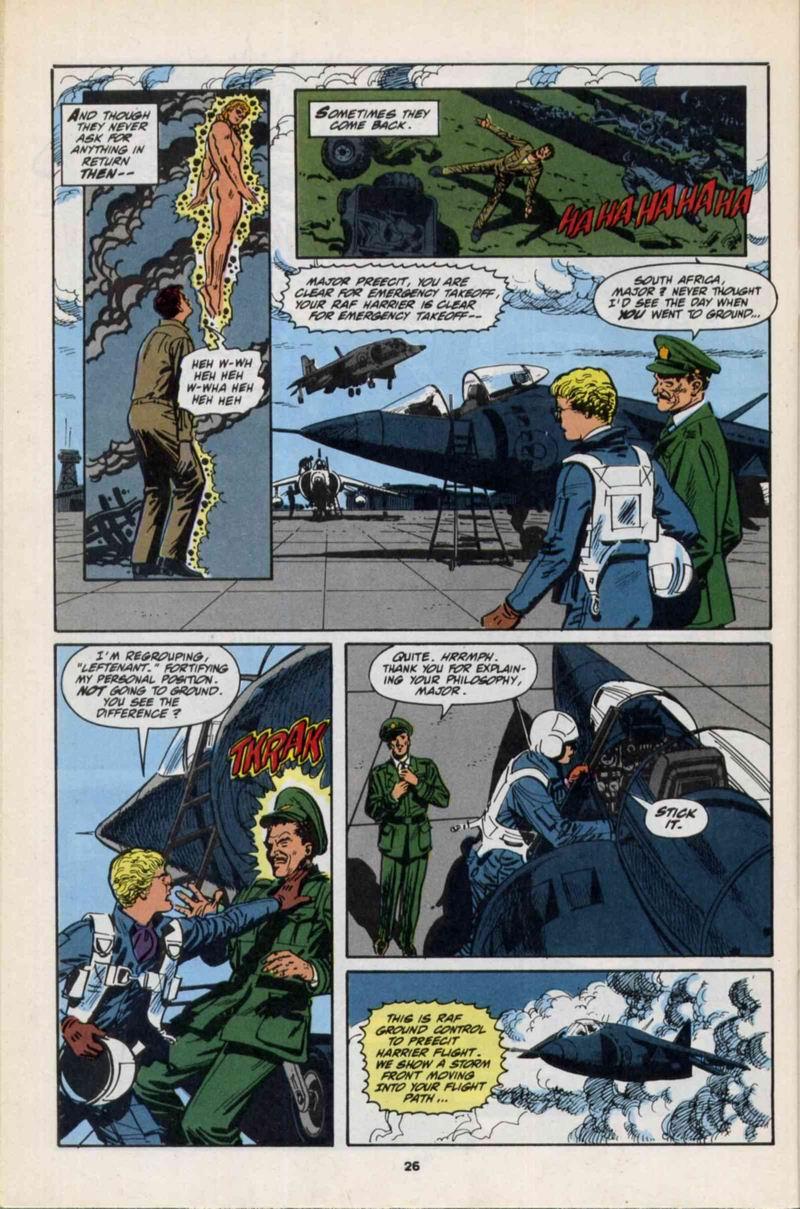Read online Doctor Zero comic -  Issue #7 - 28