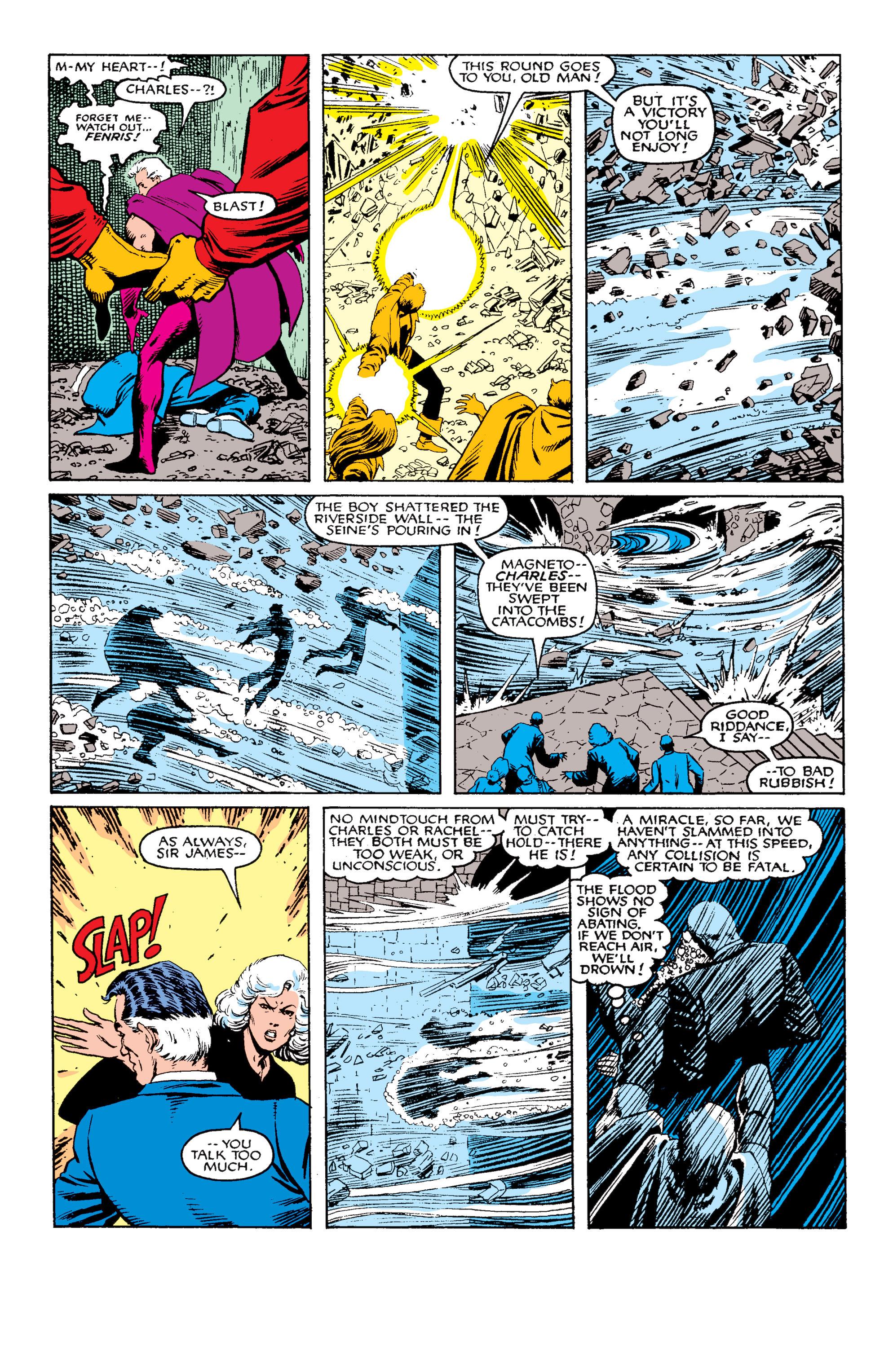 Read online Uncanny X-Men (1963) comic -  Issue #200 - 37