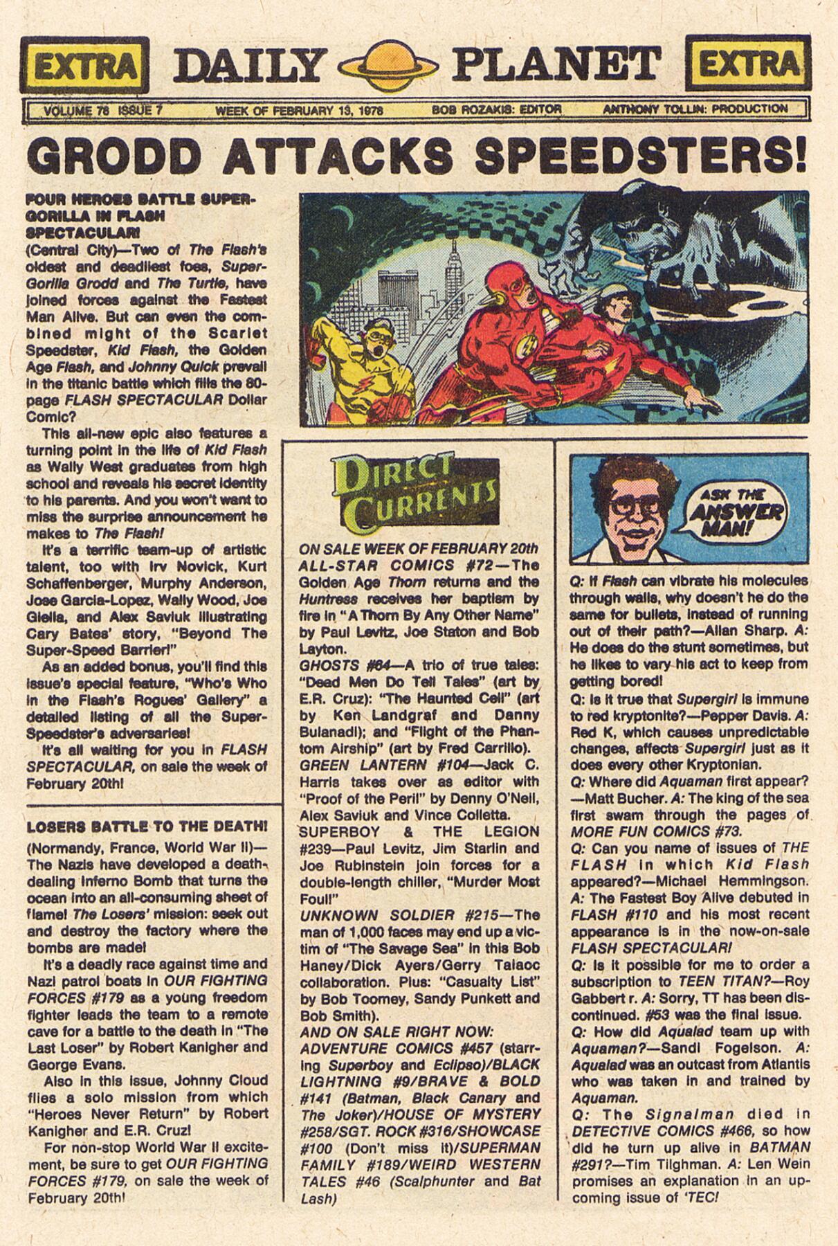 Read online Adventure Comics (1938) comic -  Issue #457 - 17