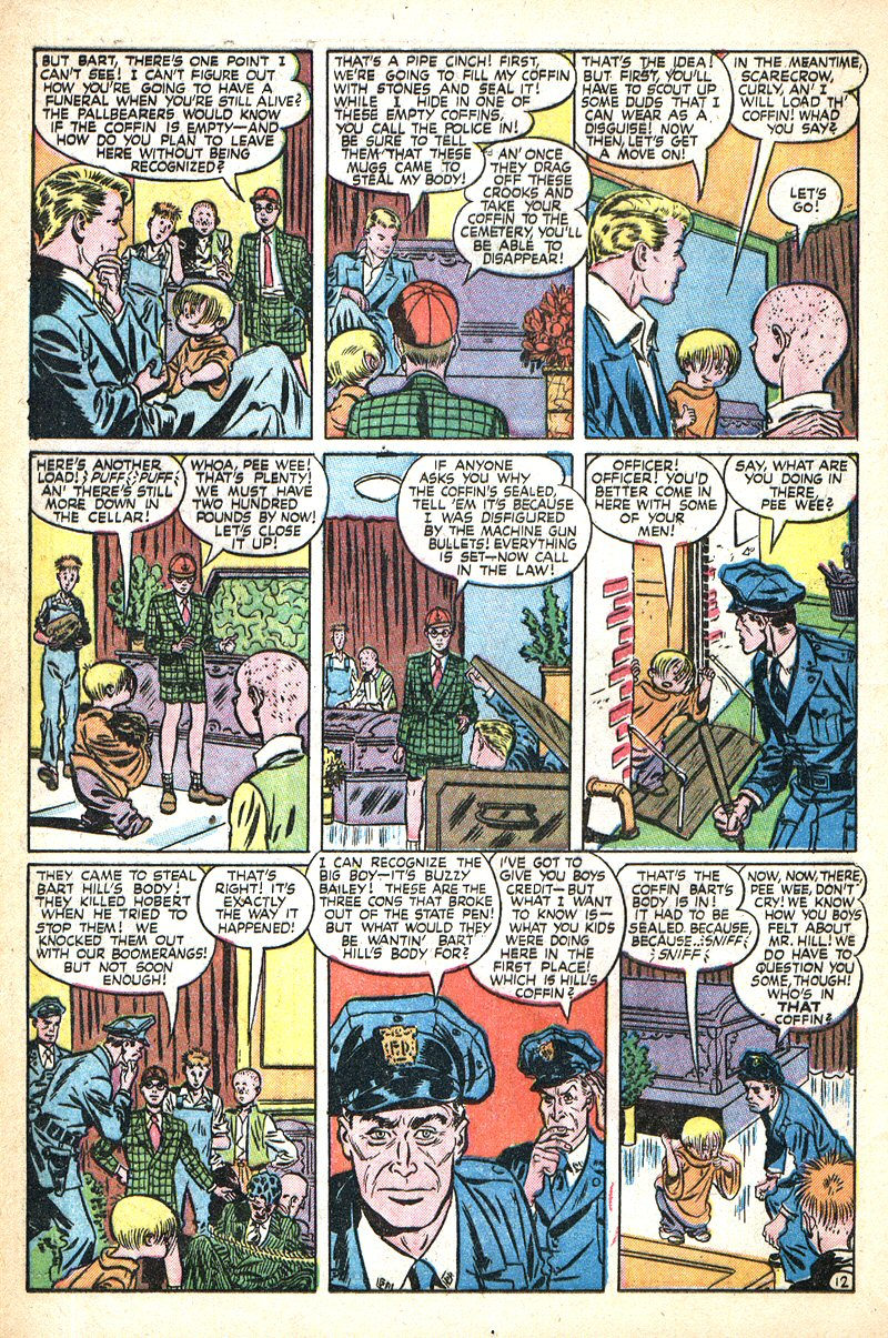 Daredevil (1941) issue 44 - Page 16