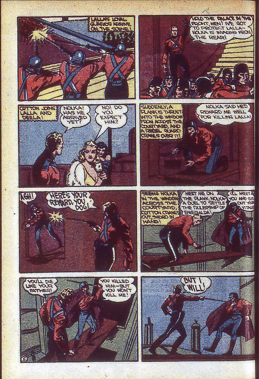 Read online Adventure Comics (1938) comic -  Issue #59 - 37