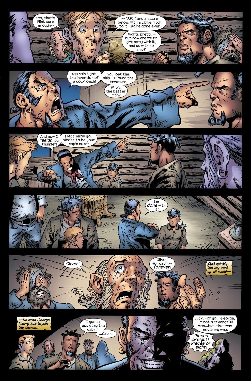 Read online Treasure Island comic -  Issue #5 - 14