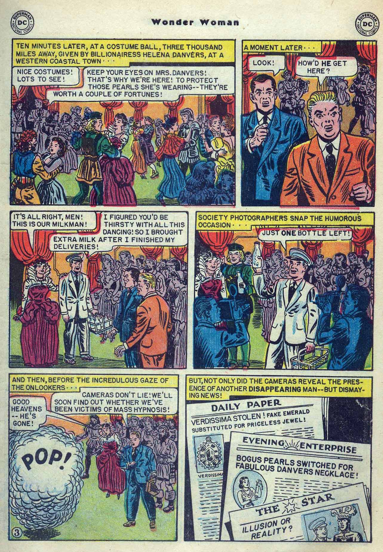 Read online Wonder Woman (1942) comic -  Issue #53 - 5