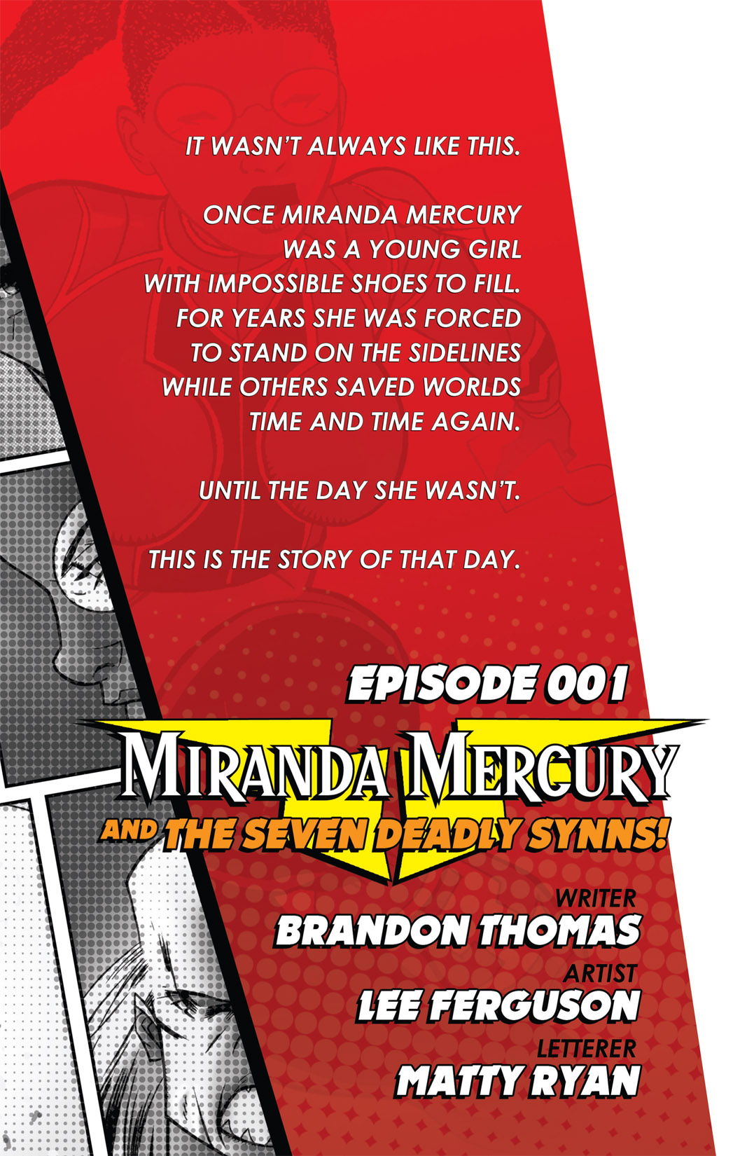 Read online The Many Adventures of Miranda Mercury: Time Runs Out comic -  Issue # TPB - 2