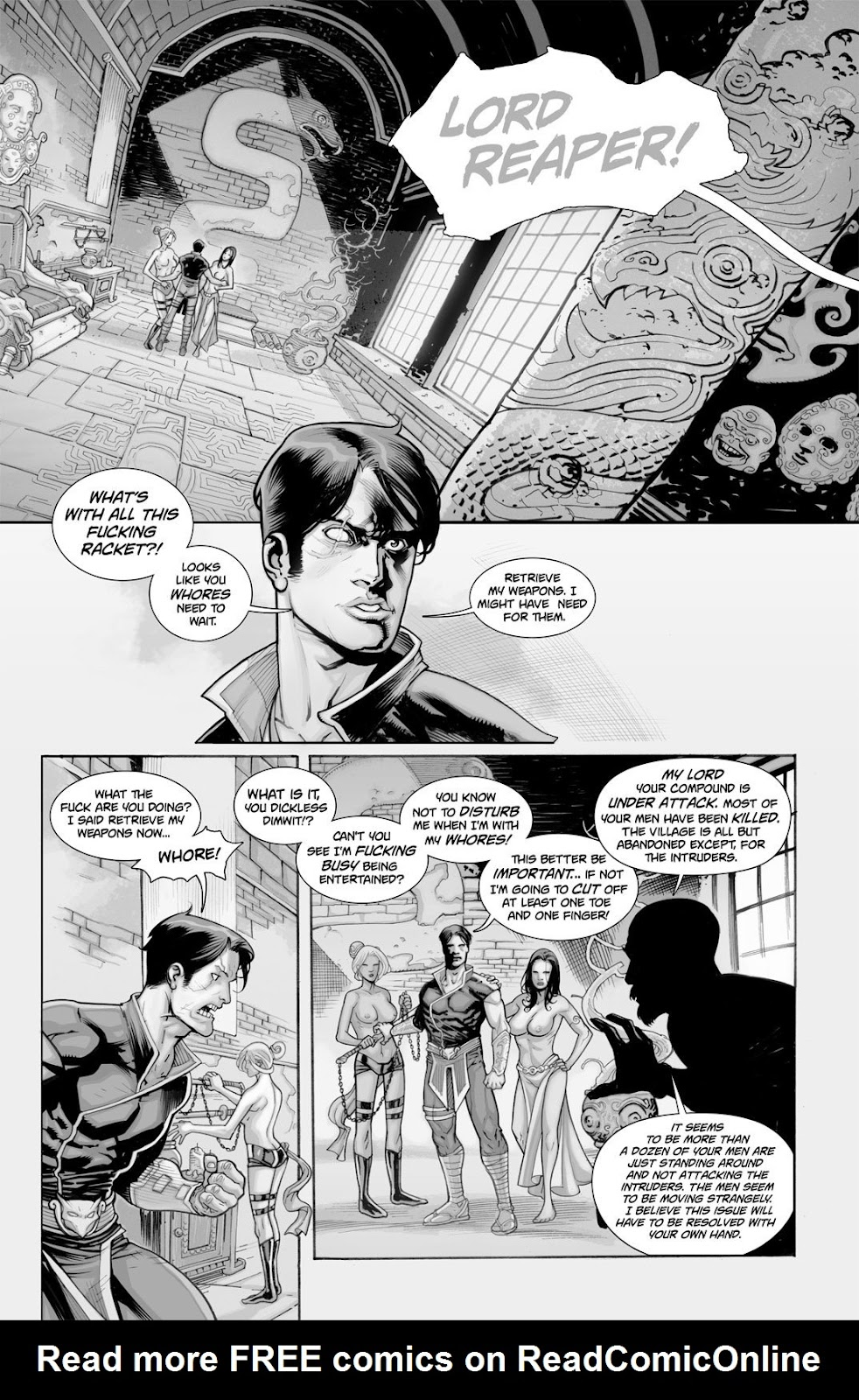 Read online Reaper comic -  Issue #2 - 17