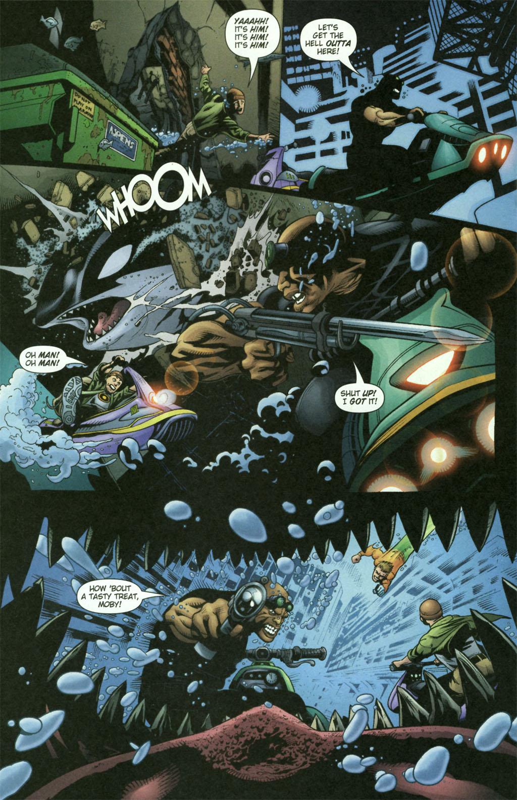 Read online Aquaman (2003) comic -  Issue #21 - 15