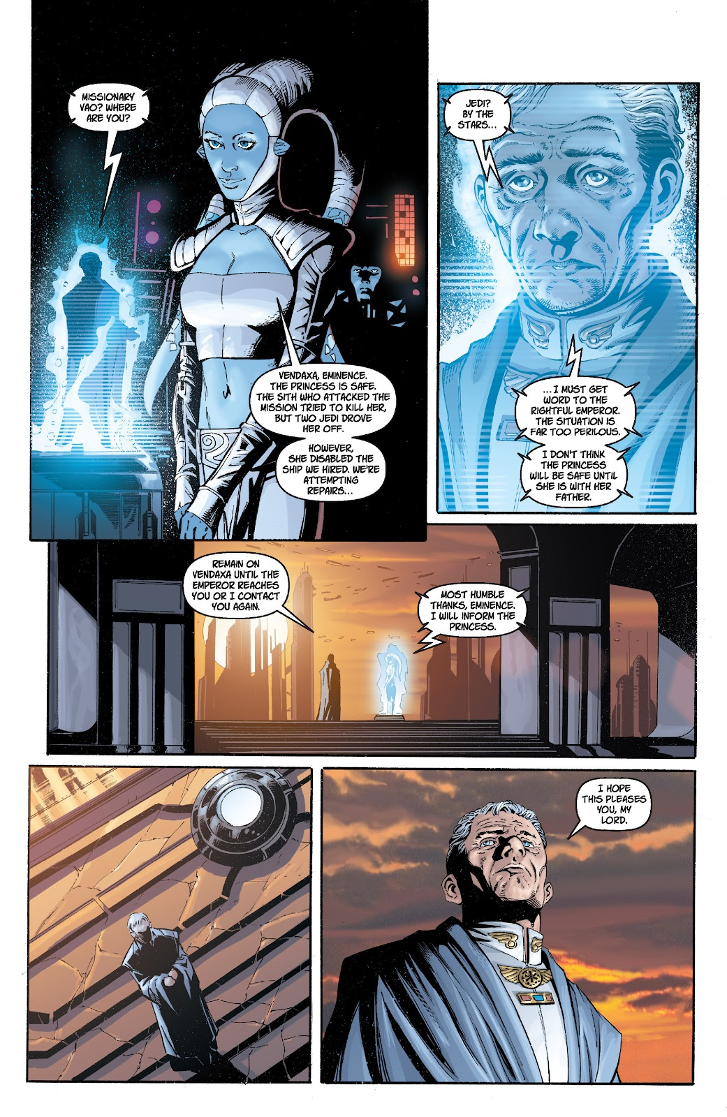Read online Star Wars Legends: Legacy - Epic Collection comic -  Issue # TPB 1 (Part 1) - 99