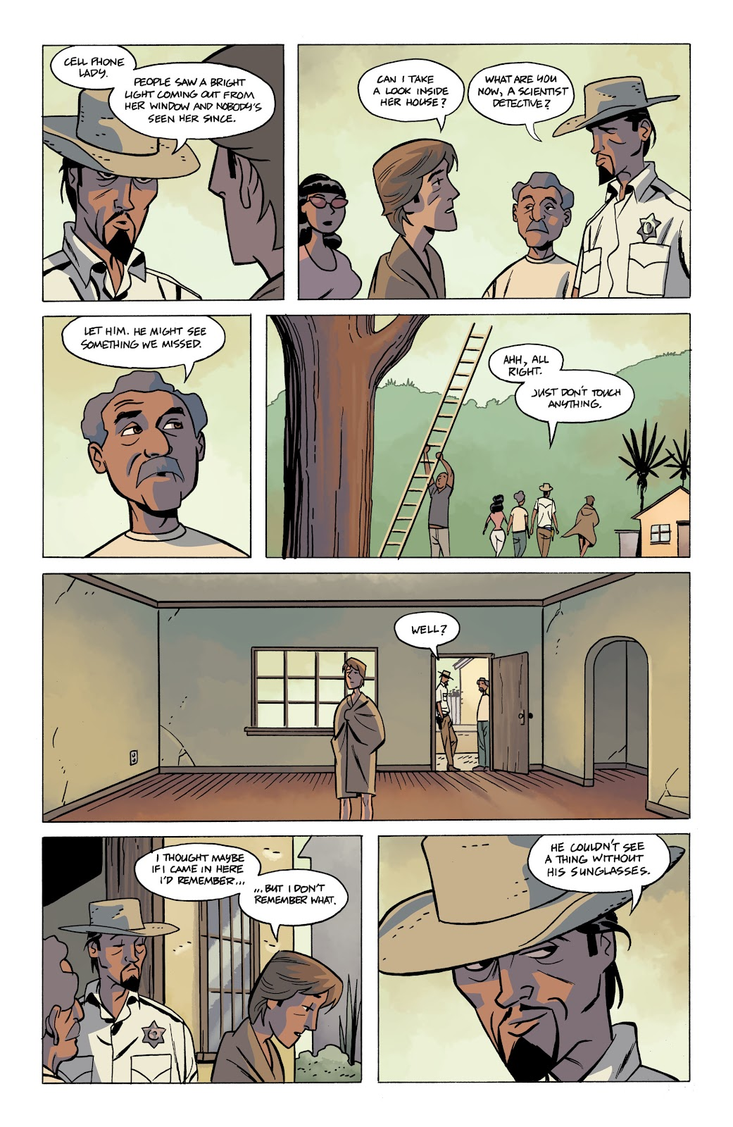 Read online The Twilight Children comic -  Issue #2 - 27