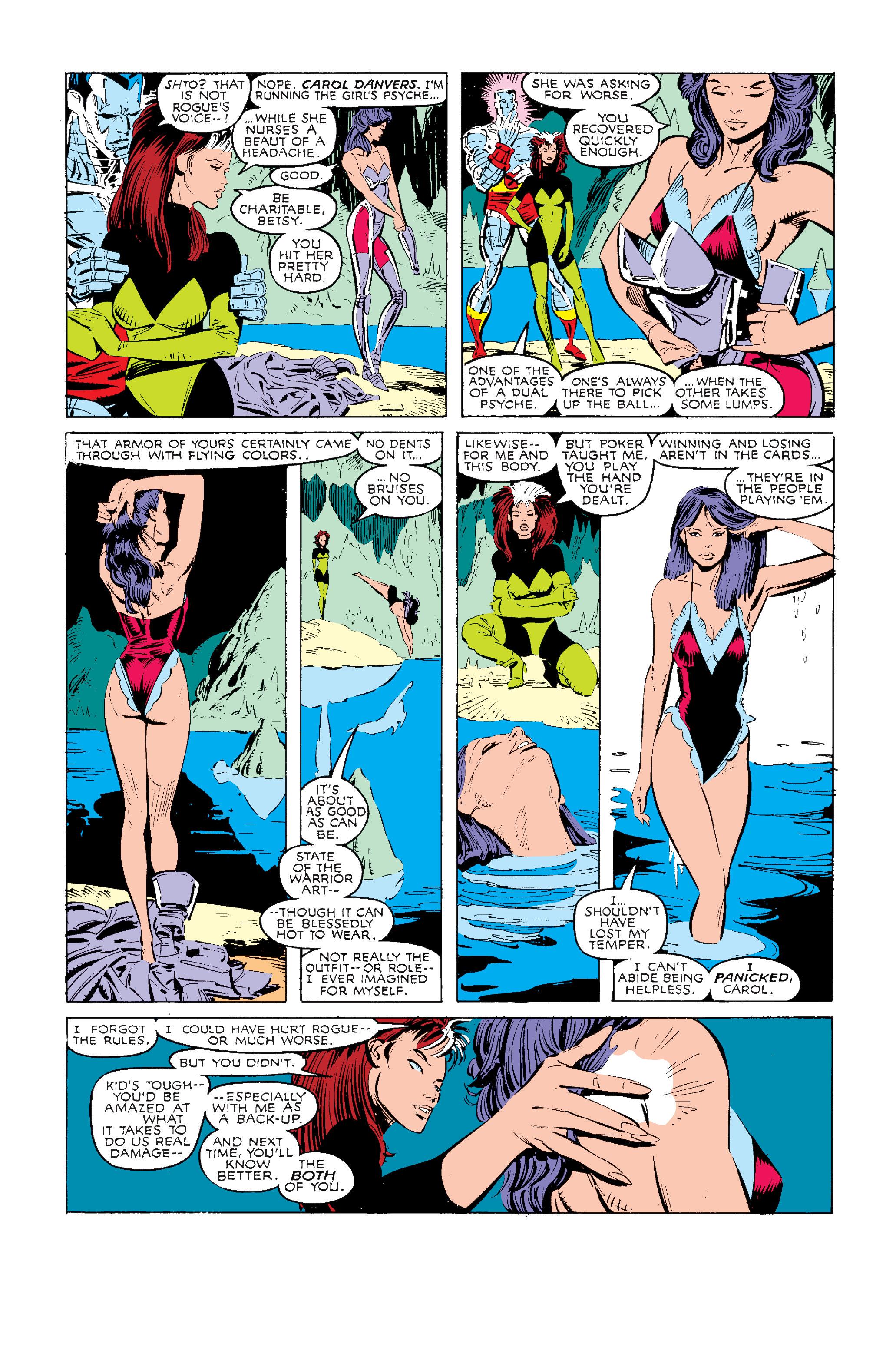 Read online Uncanny X-Men (1963) comic -  Issue #239 - 18