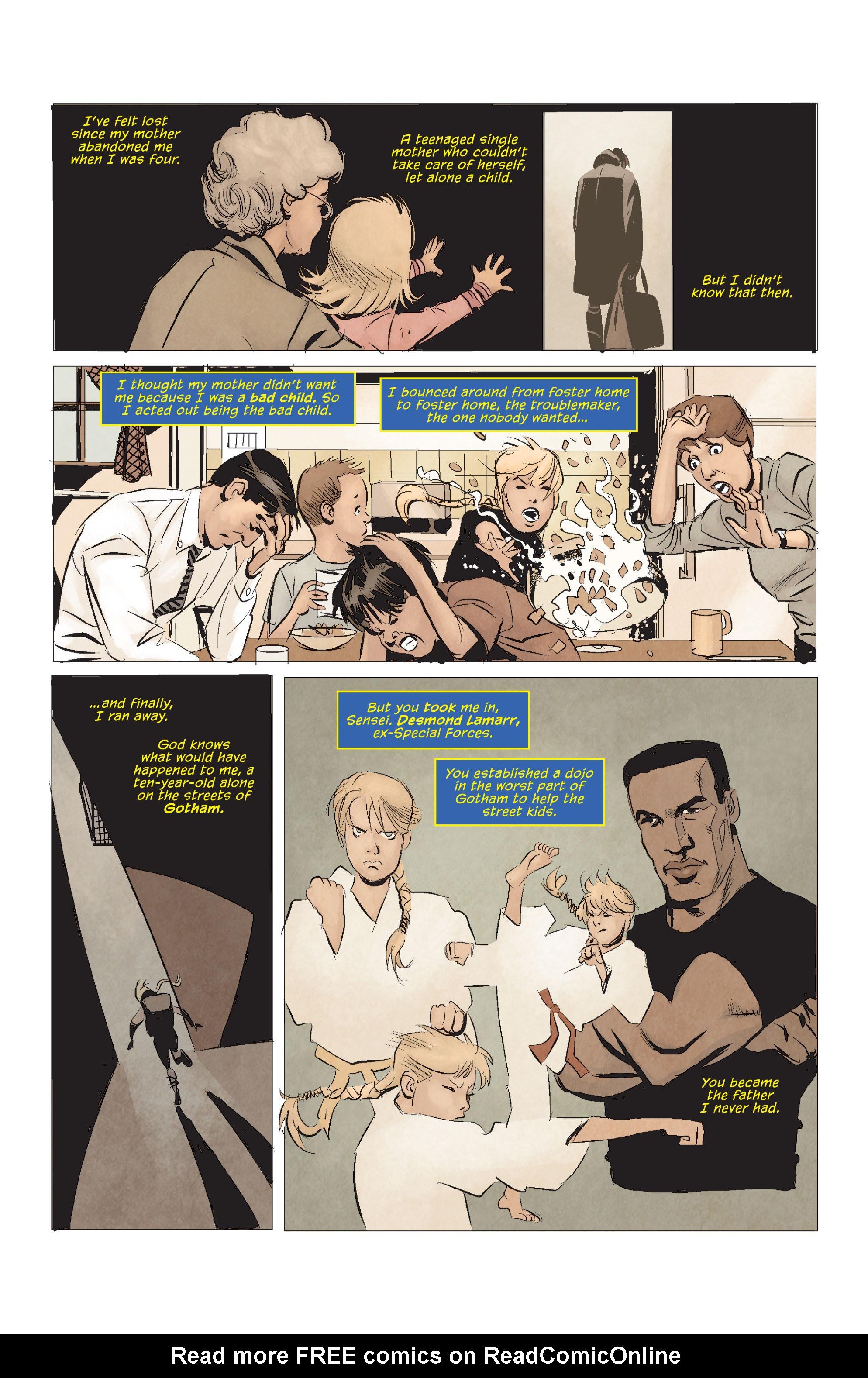 Read online Secret Origins (2014) comic -  Issue #11 - 31