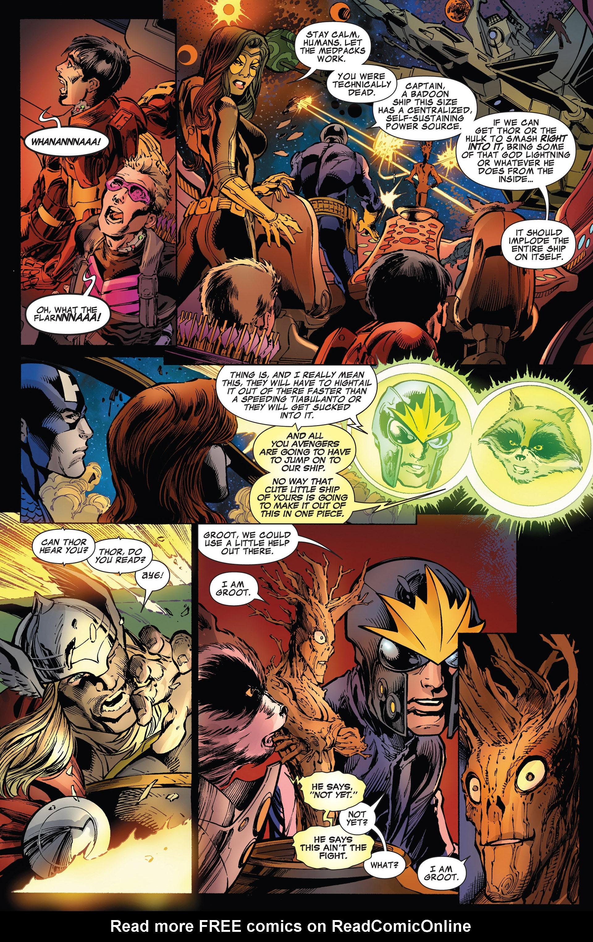 Avengers Assemble (2012) 7 Page 14