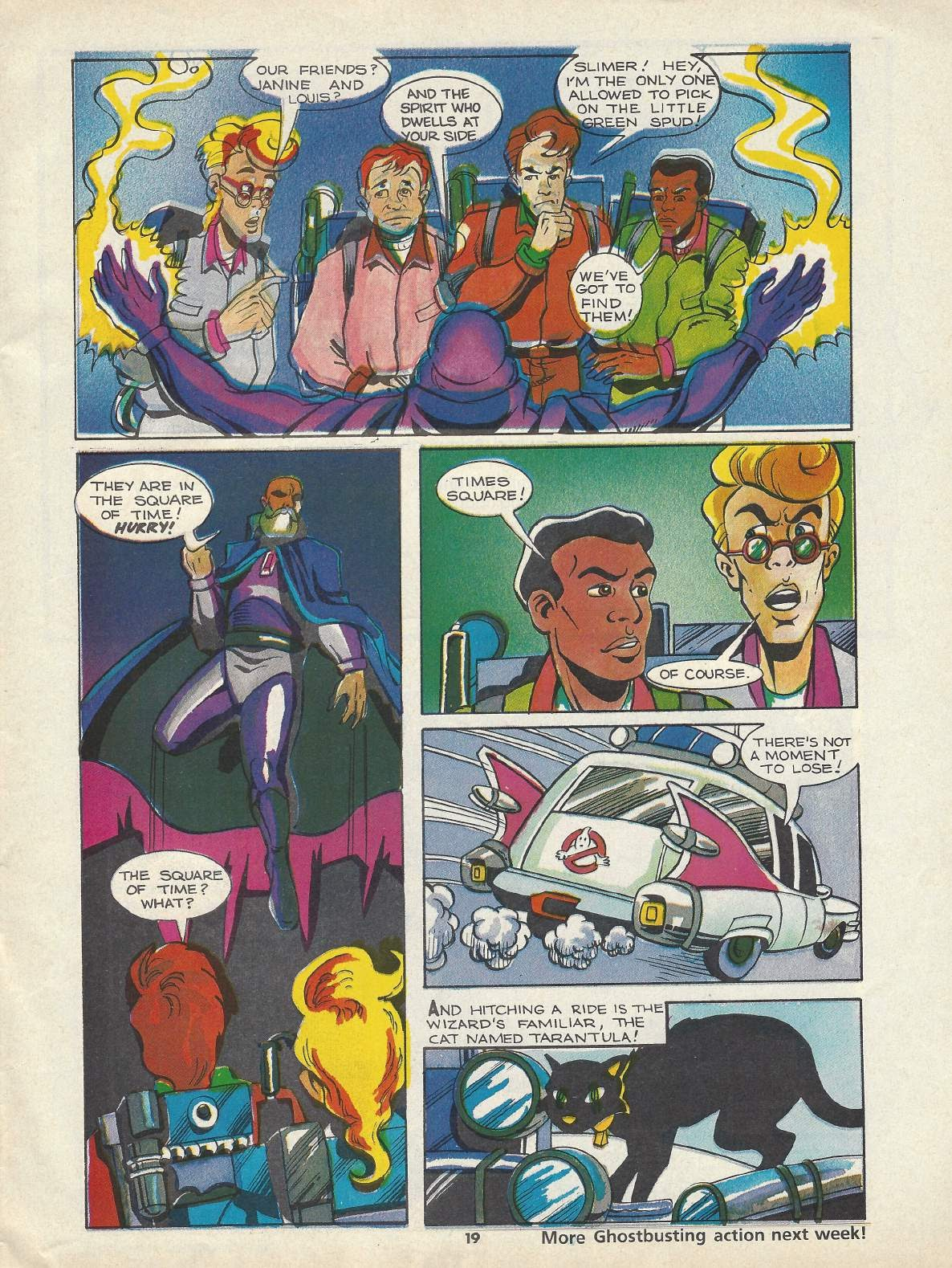 The Real Ghostbusters Issue #148 #131 - English 11