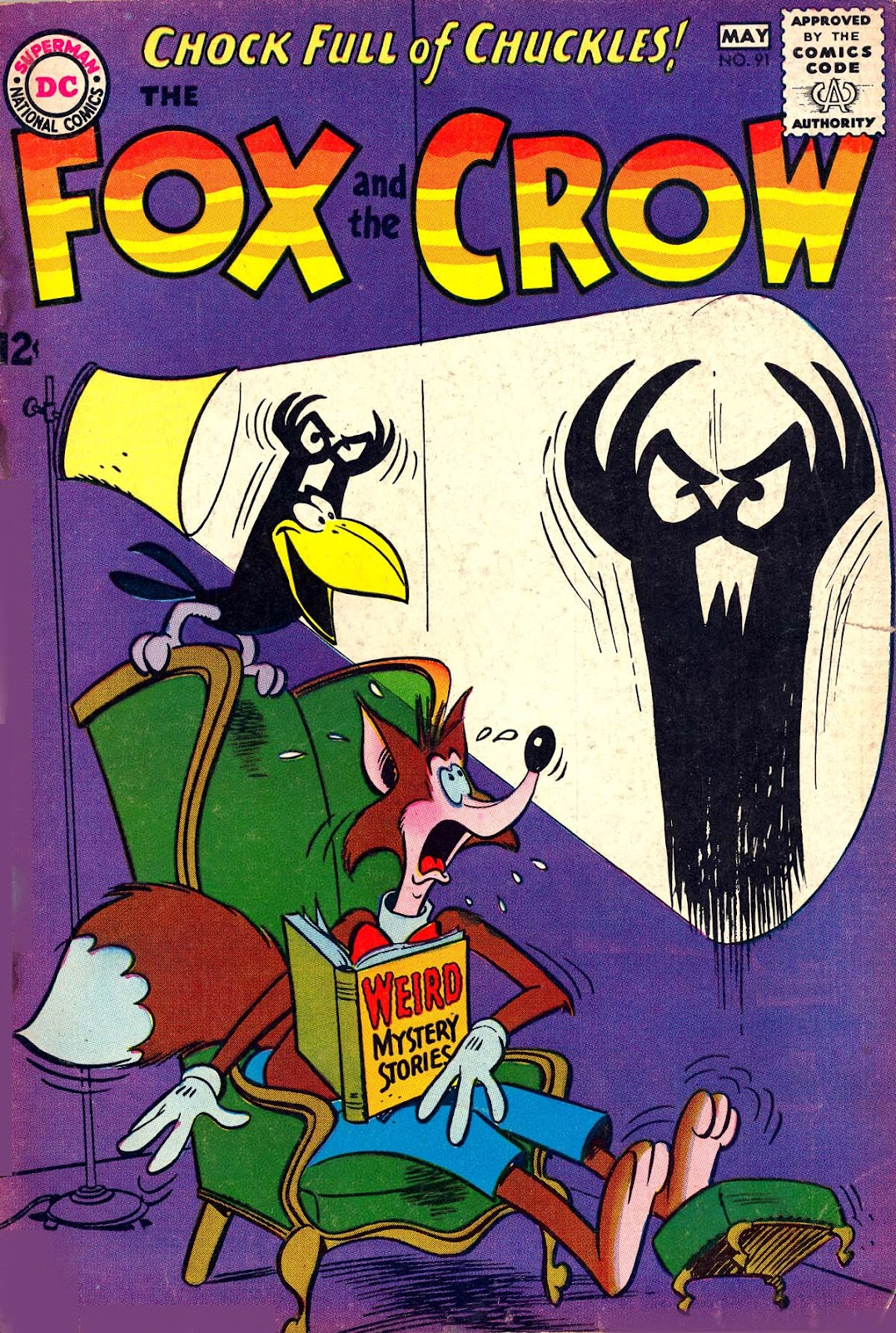The Fox and the Crow issue 91 - Page 1