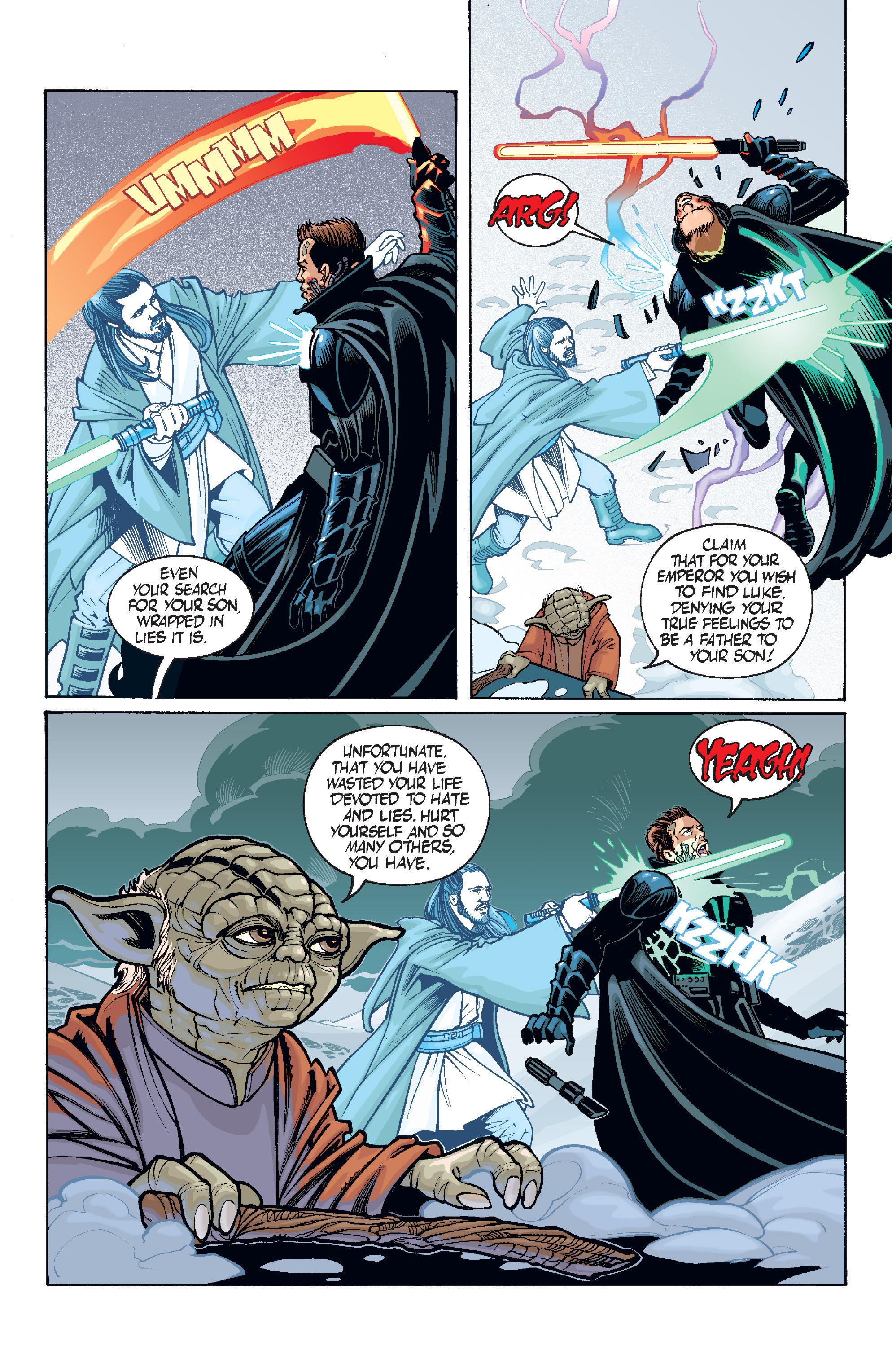 Read online Star Wars Omnibus comic -  Issue # Vol. 27 - 175