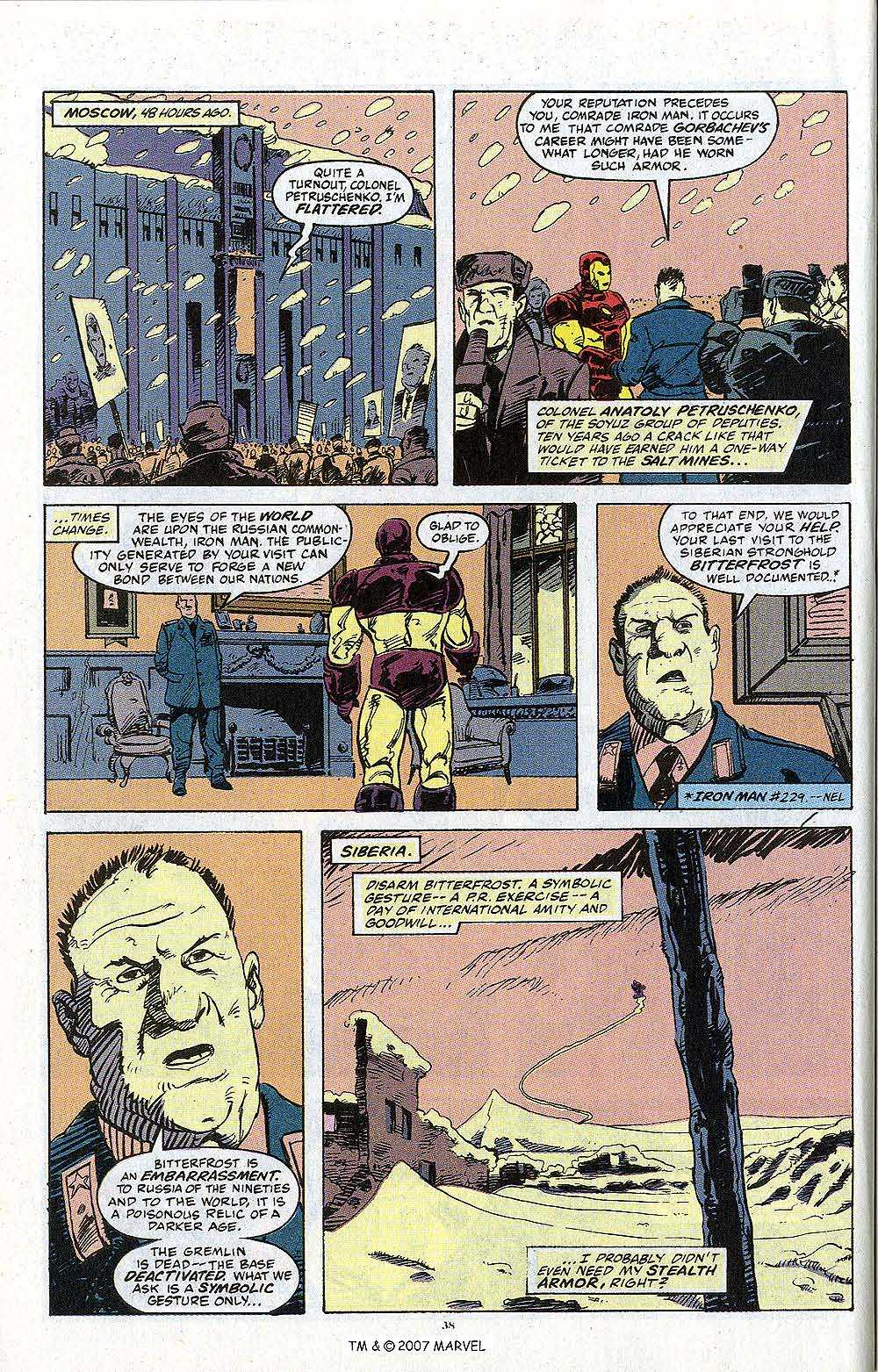 Iron Man Annual issue 13 - Page 40