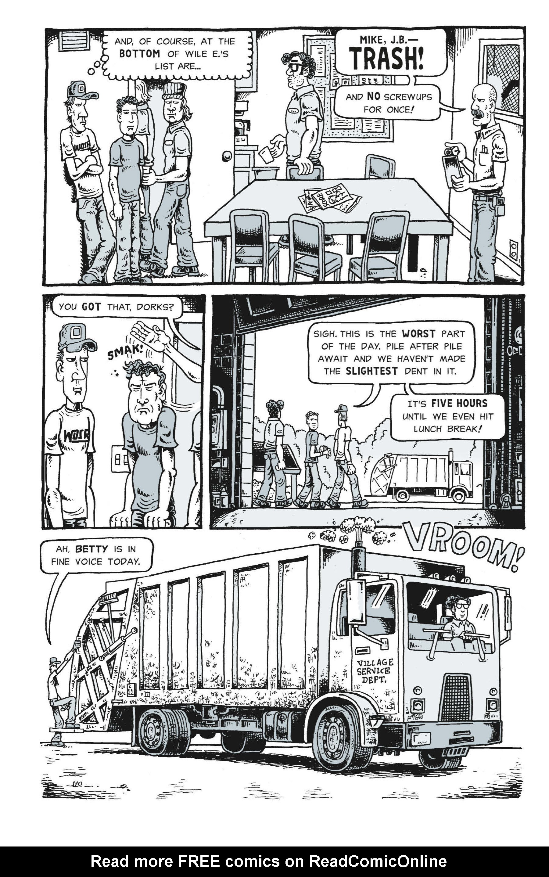 Read online Trashed comic -  Issue # Full - 28