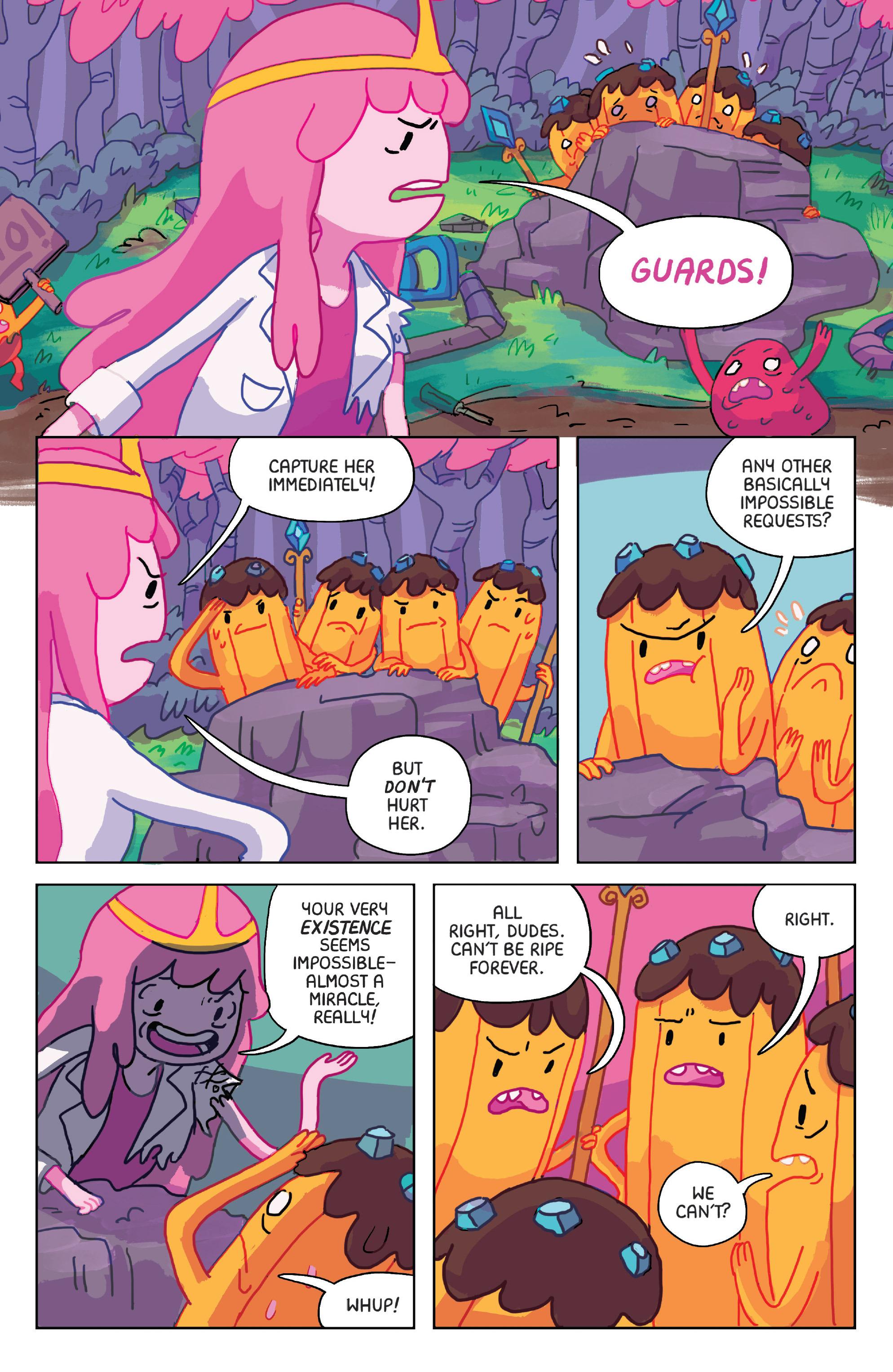 Read online Adventure Time: Marceline Gone Adrift comic -  Issue #1 - 14