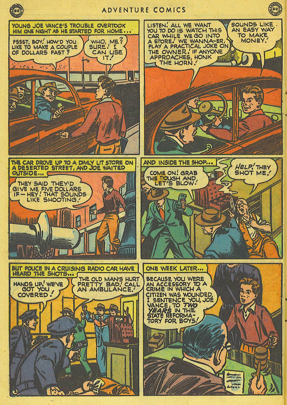Read online Adventure Comics (1938) comic -  Issue #136 - 4