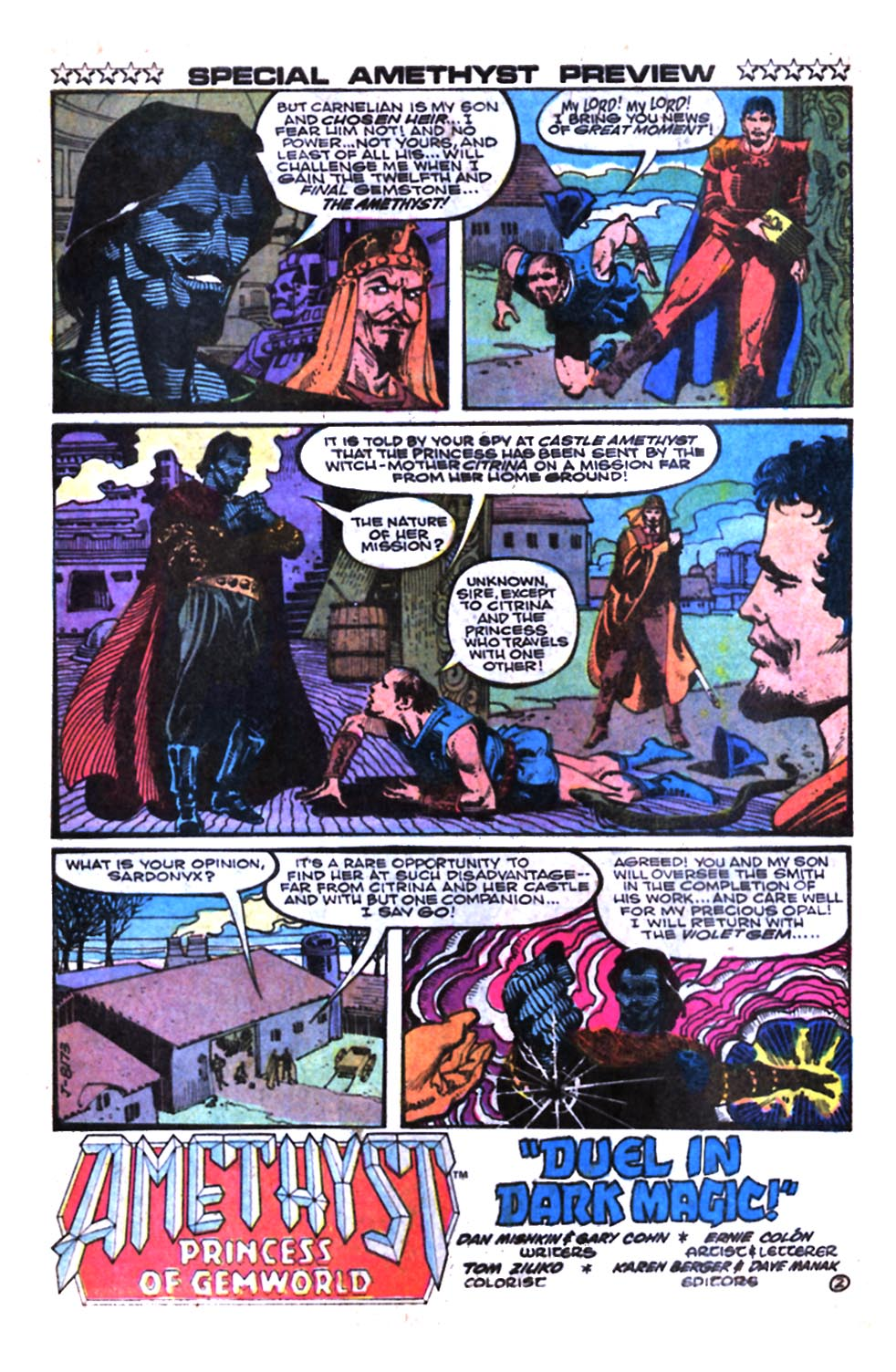 Legion of Super-Heroes (1980) 298 Page 16