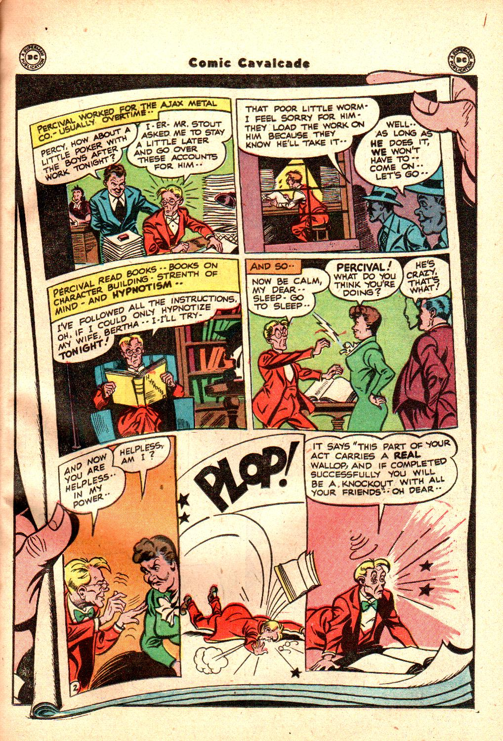 Comic Cavalcade issue 21 - Page 21