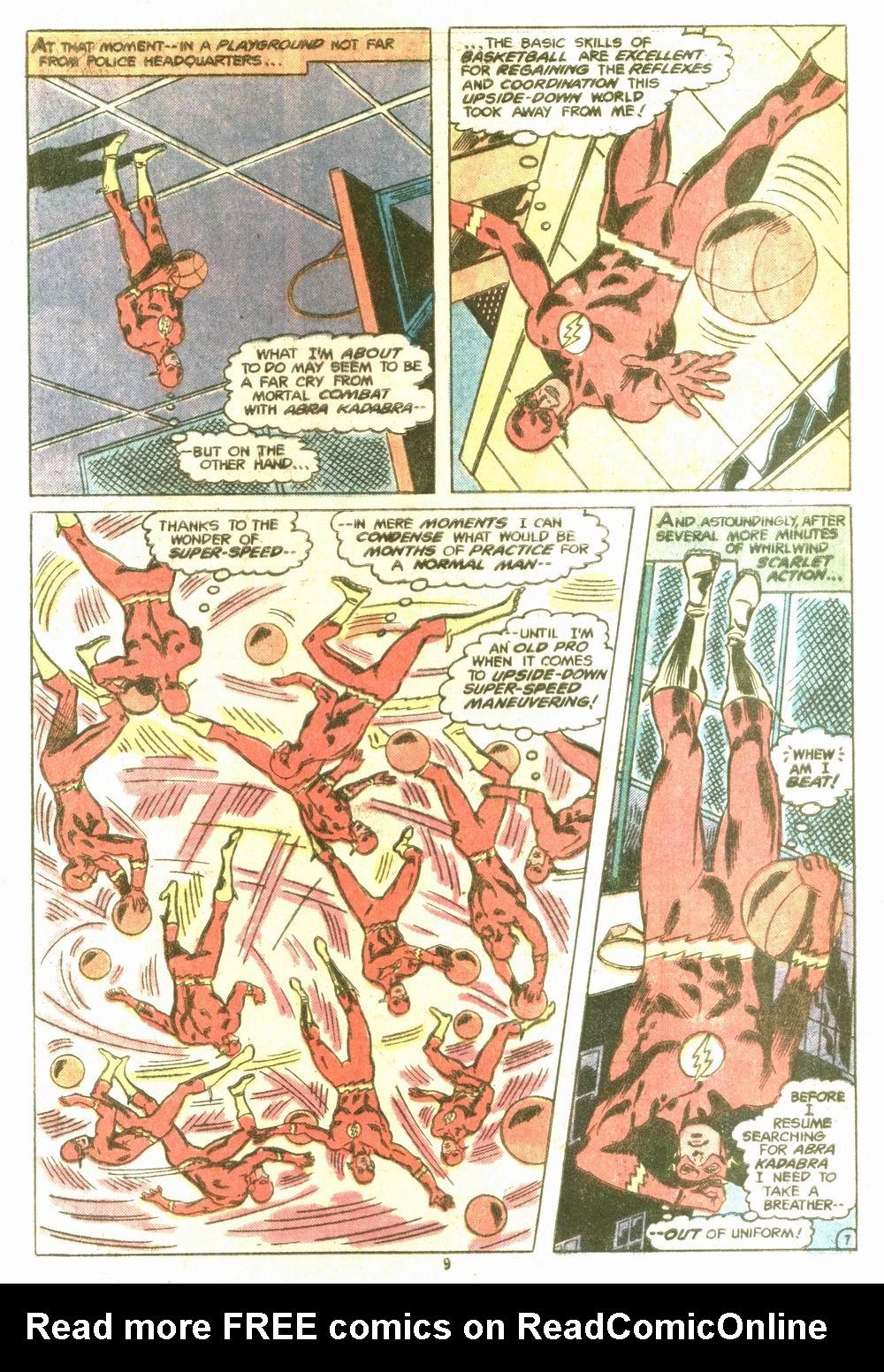 Read online Adventure Comics (1938) comic -  Issue #464 - 9