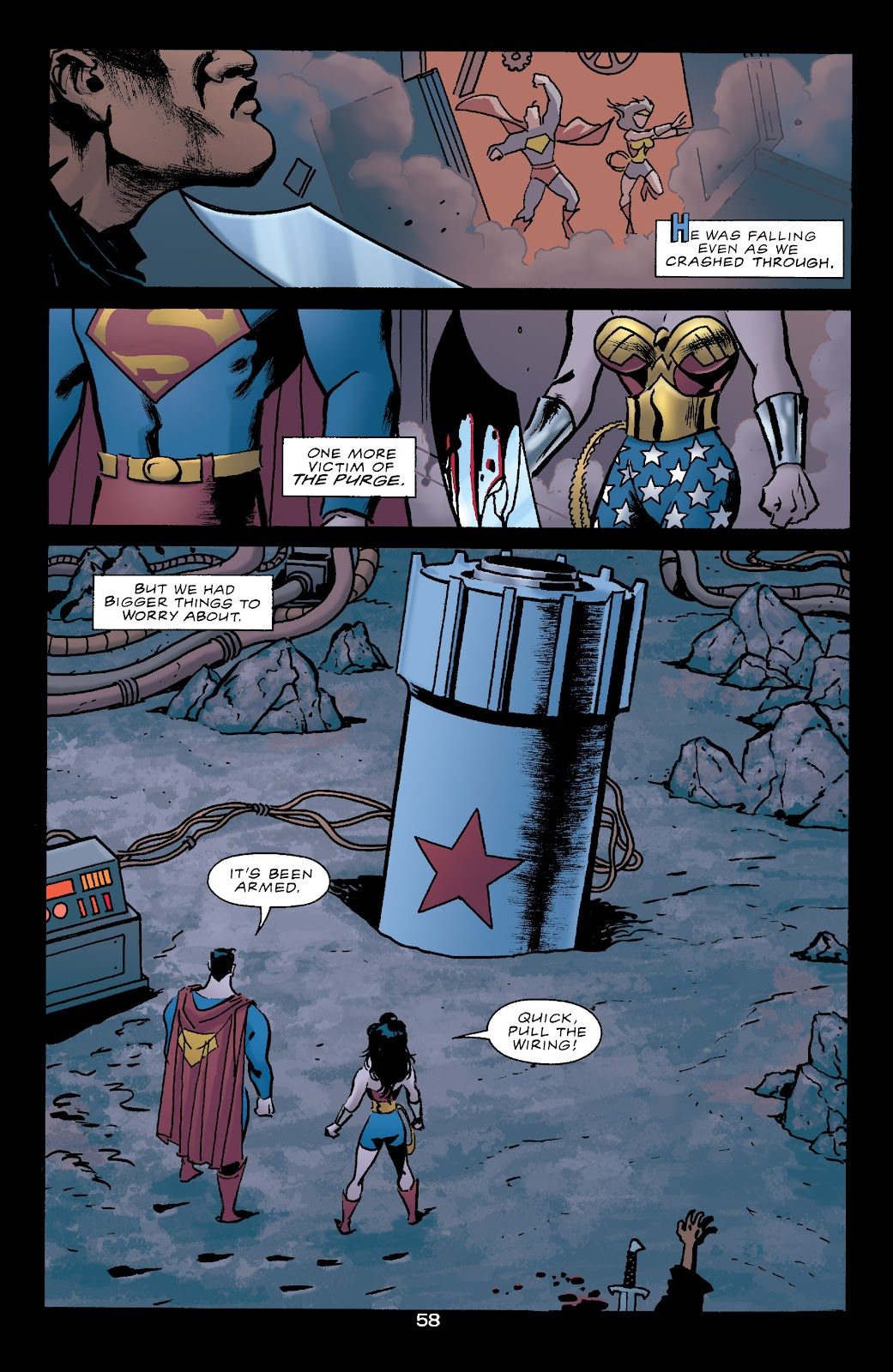 Batman/Superman/Wonder Woman: Trinity issue 1 - Page 53