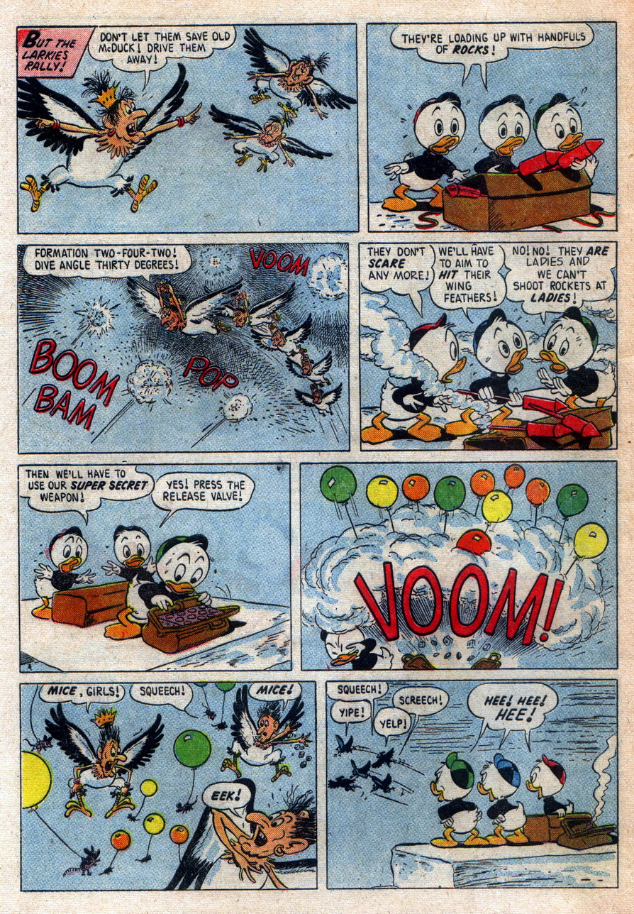 Read online Uncle Scrooge (1953) comic -  Issue #12 - 28