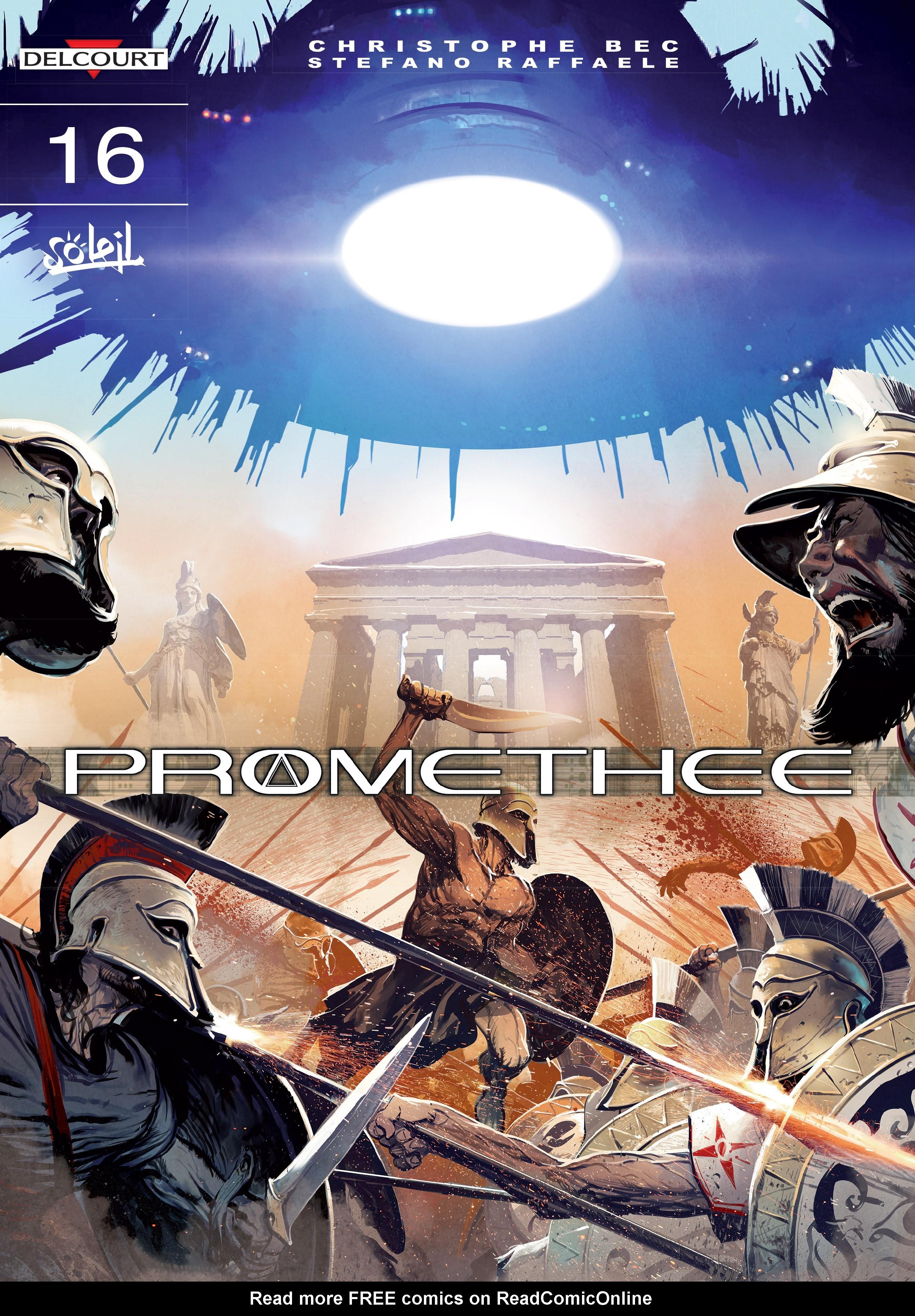 Promethee #16 #4 - English 1