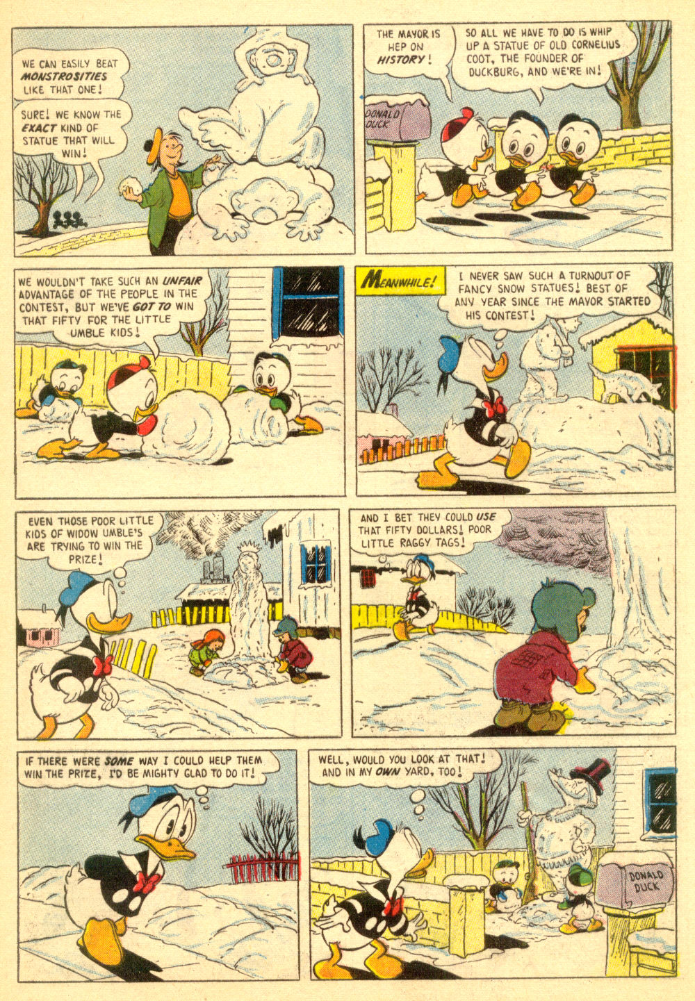 Walt Disney's Comics and Stories issue 196 - Page 5