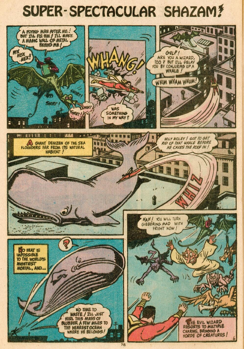 Read online Shazam! (1973) comic -  Issue #14 - 66