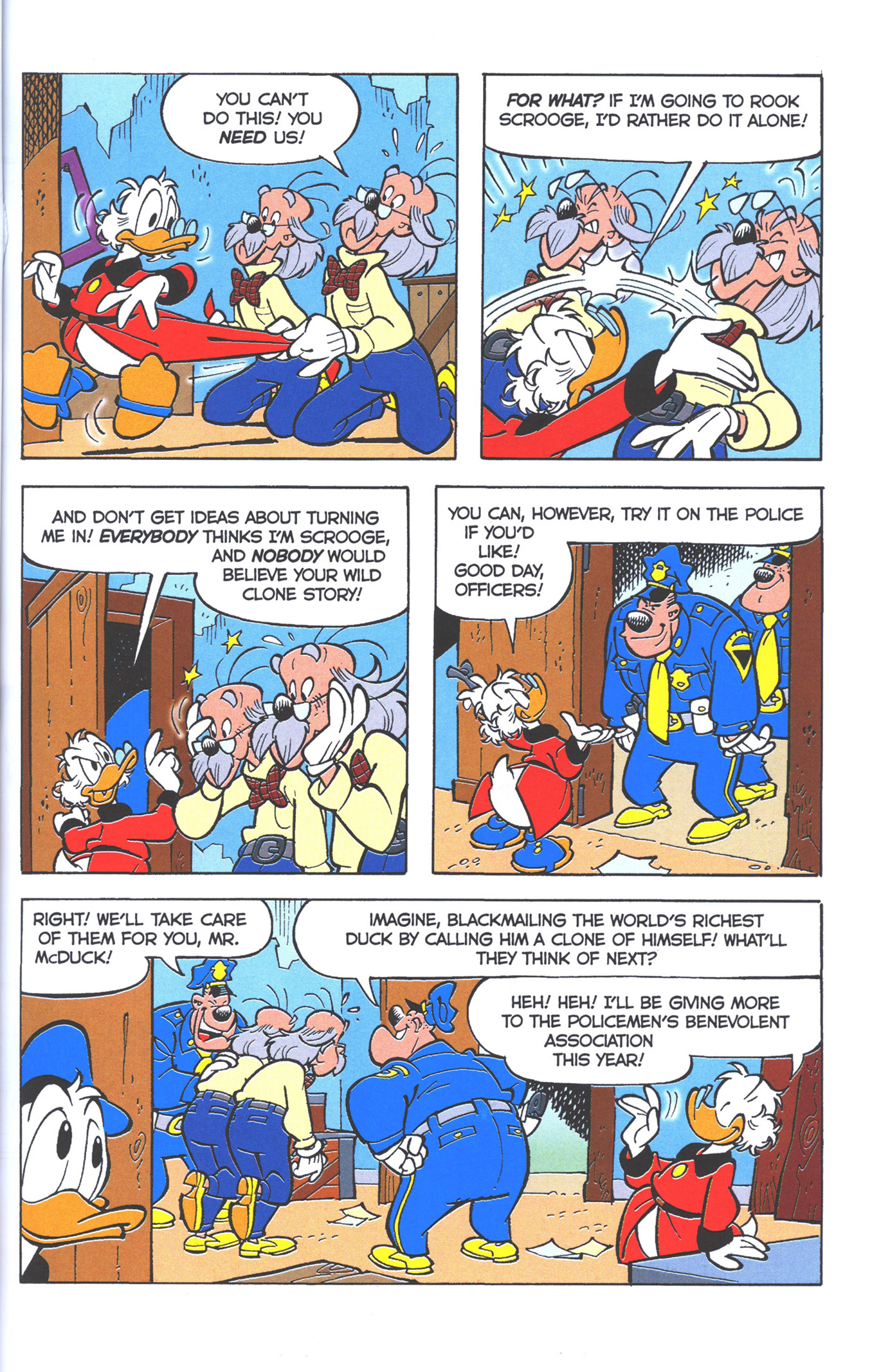 Read online Uncle Scrooge (1953) comic -  Issue #368 - 19
