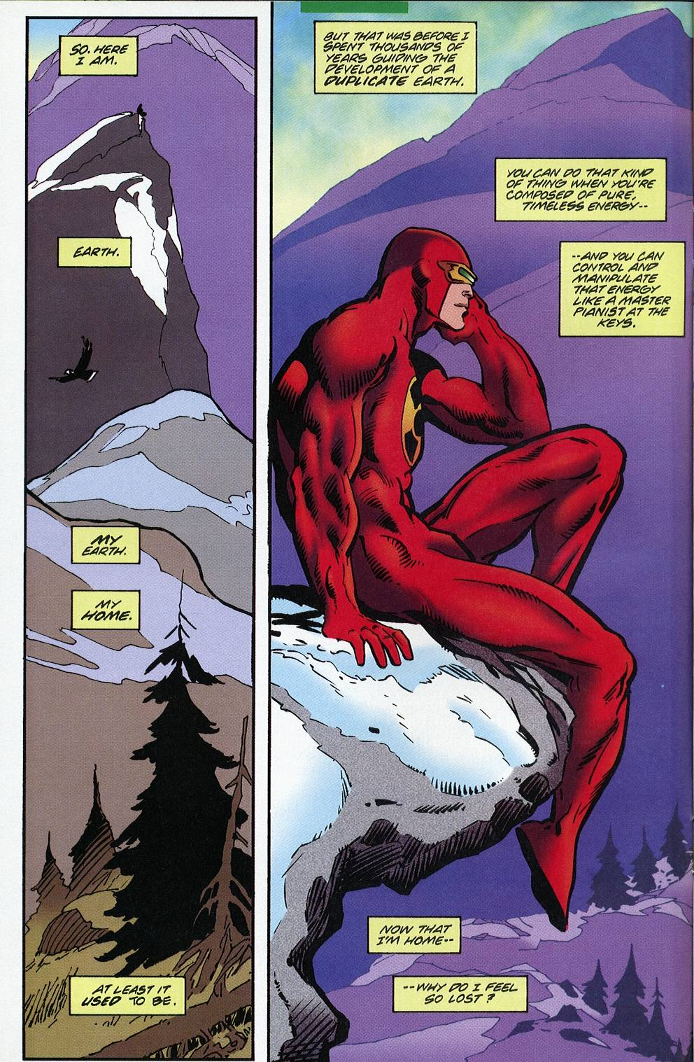 Read online Solar, Man of the Atom comic -  Issue #53 - 6