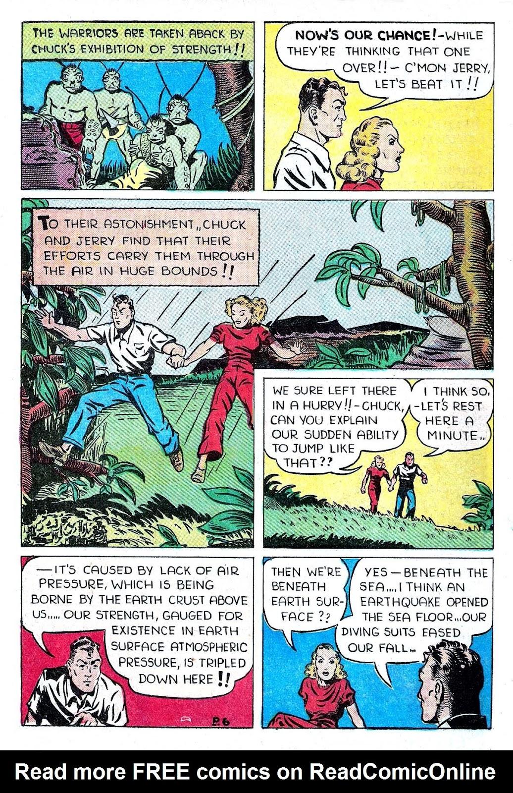 Amazing Man Comics issue 5 - Page 50