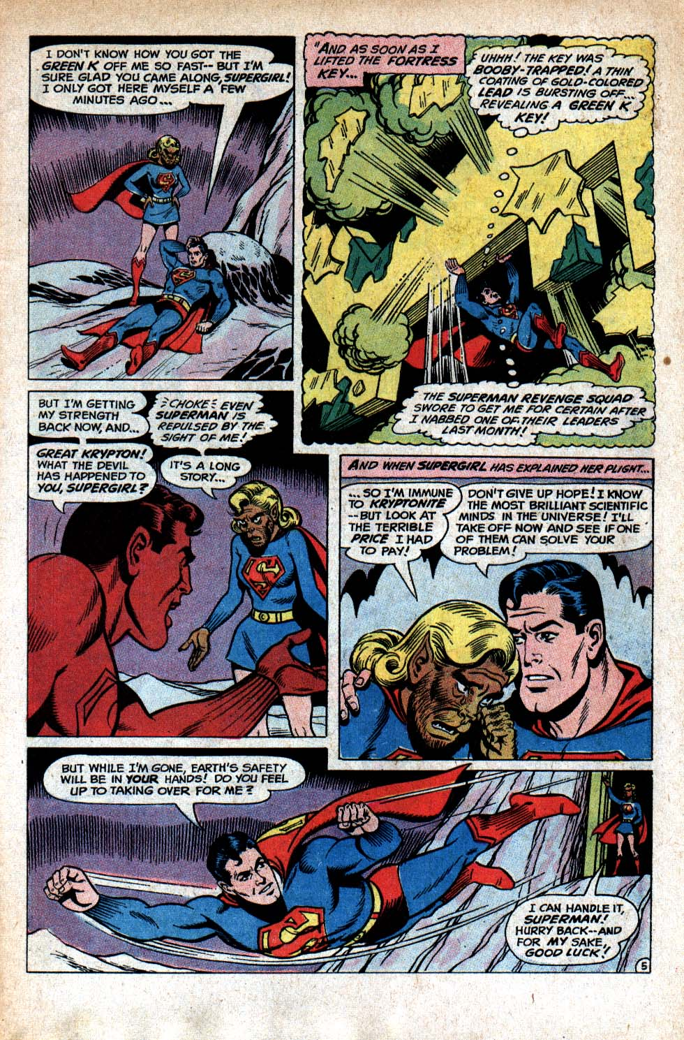 Read online Adventure Comics (1938) comic -  Issue #387 - 7