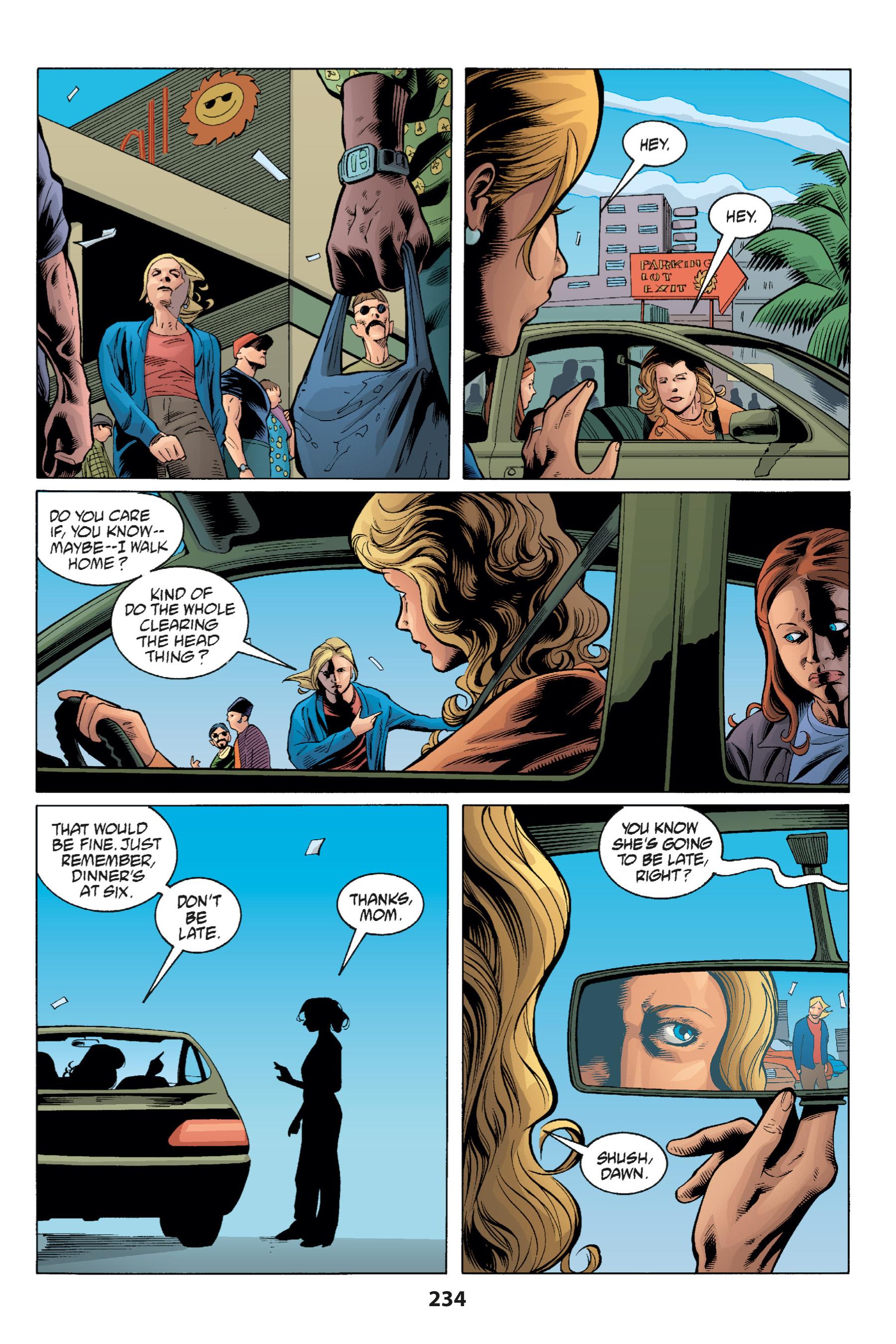 Read online Buffy the Vampire Slayer: Omnibus comic -  Issue # TPB 1 - 229