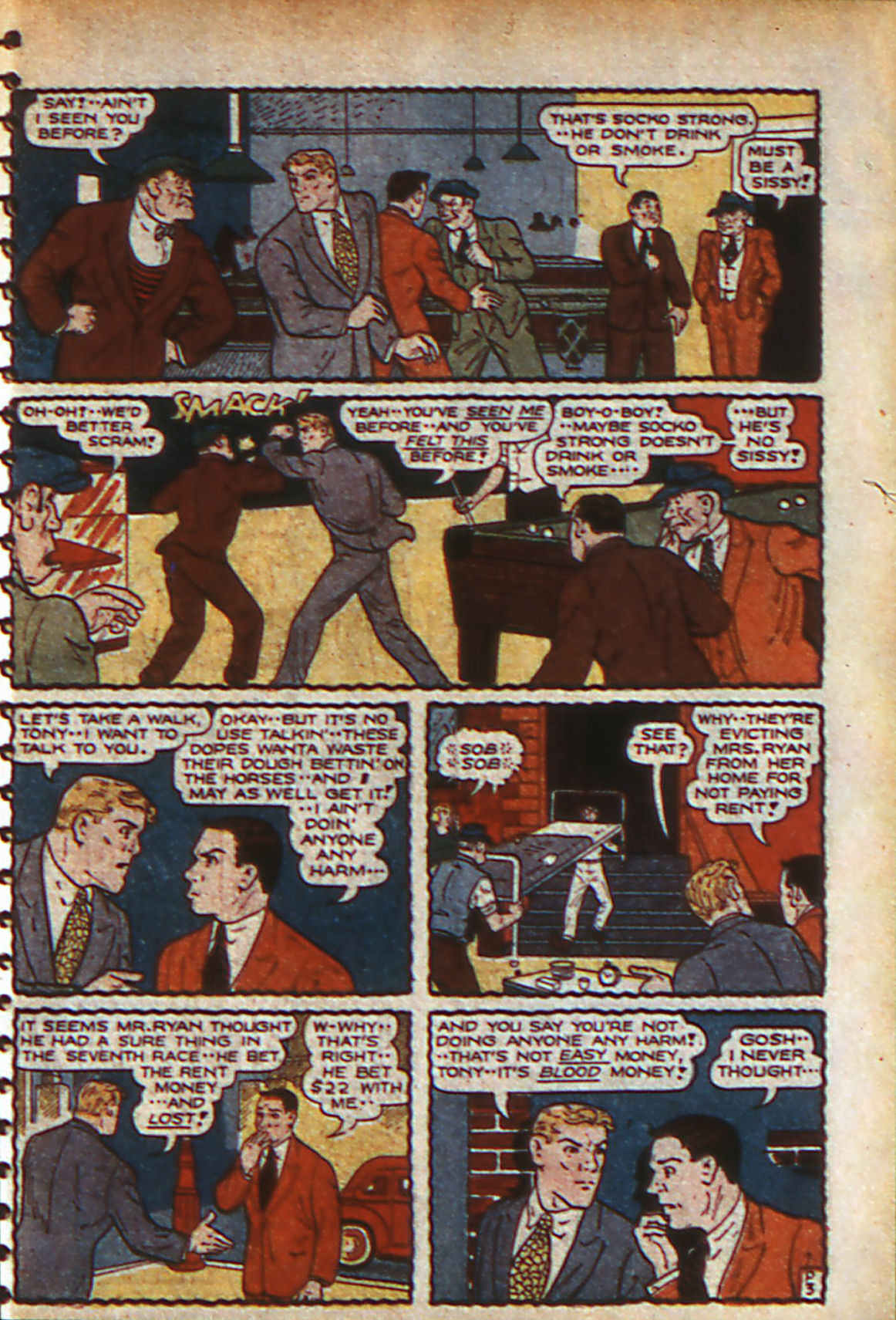 Read online Adventure Comics (1938) comic -  Issue #57 - 44