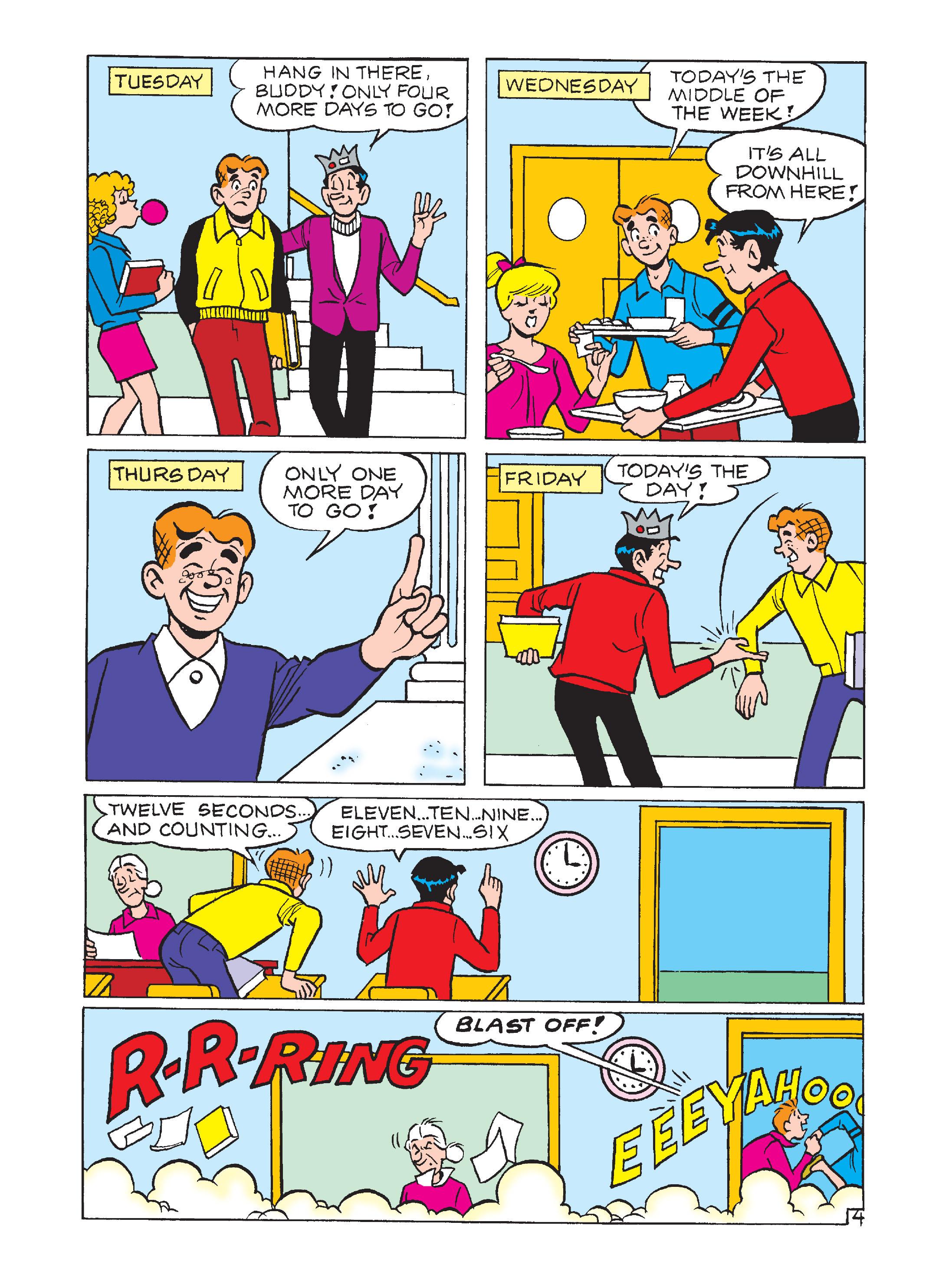 Read online Archie 1000 Page Comics Bonanza comic -  Issue #1 (Part 2) - 76
