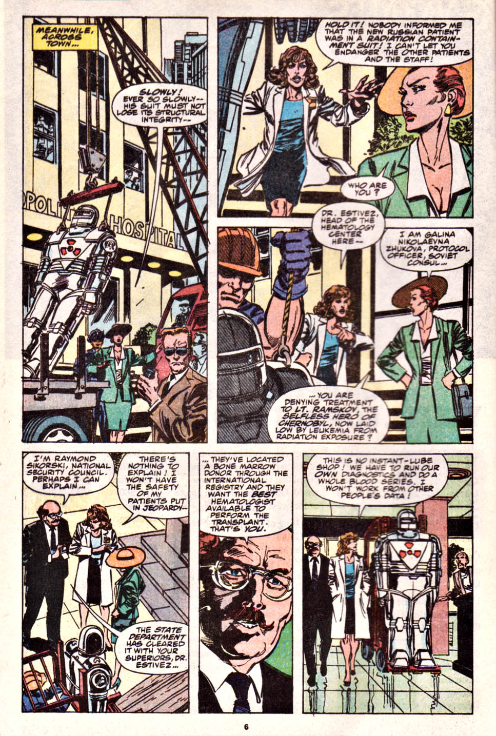 The Avengers (1963) 326 Page 5