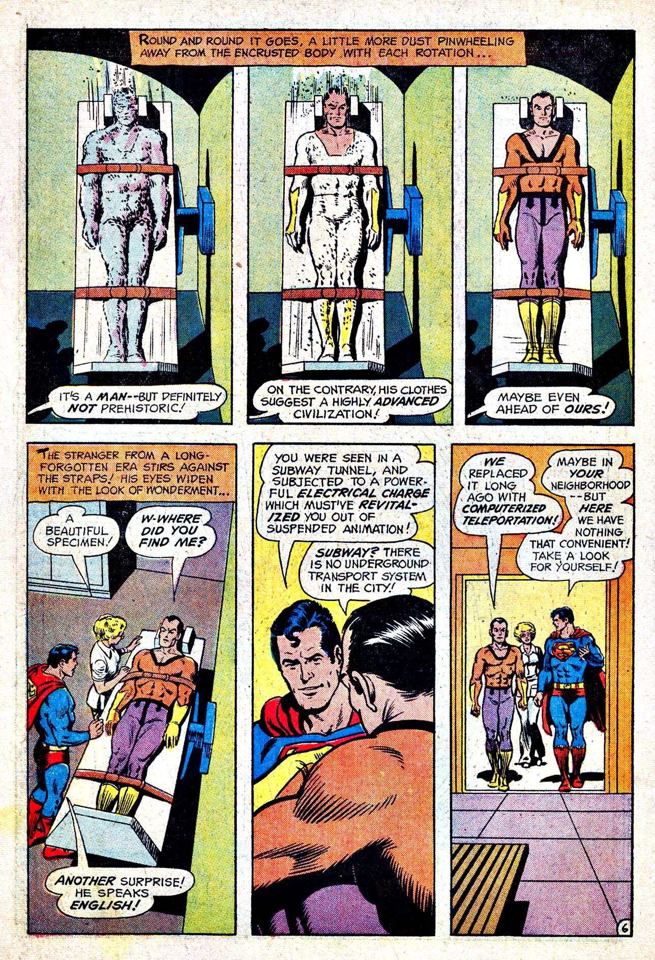 Action Comics (1938) 412 Page 8