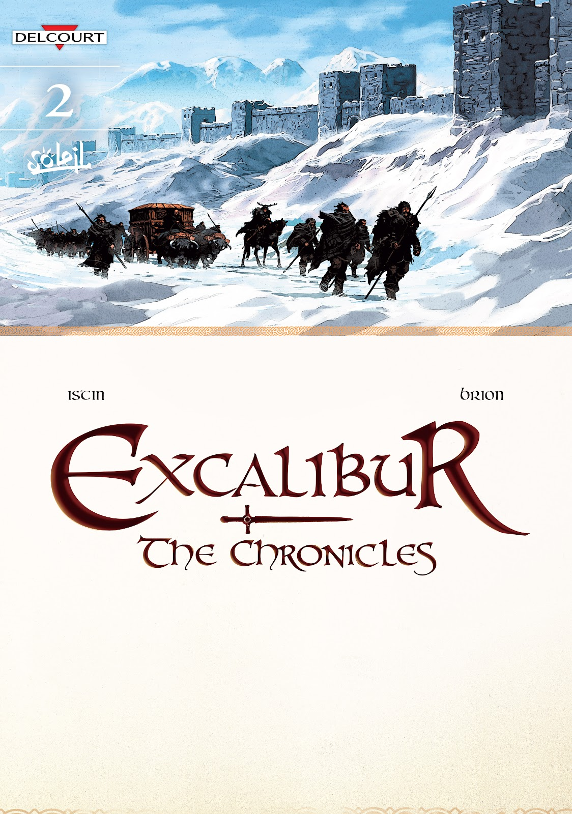 Excalibur - The Chronicles 2 Page 1